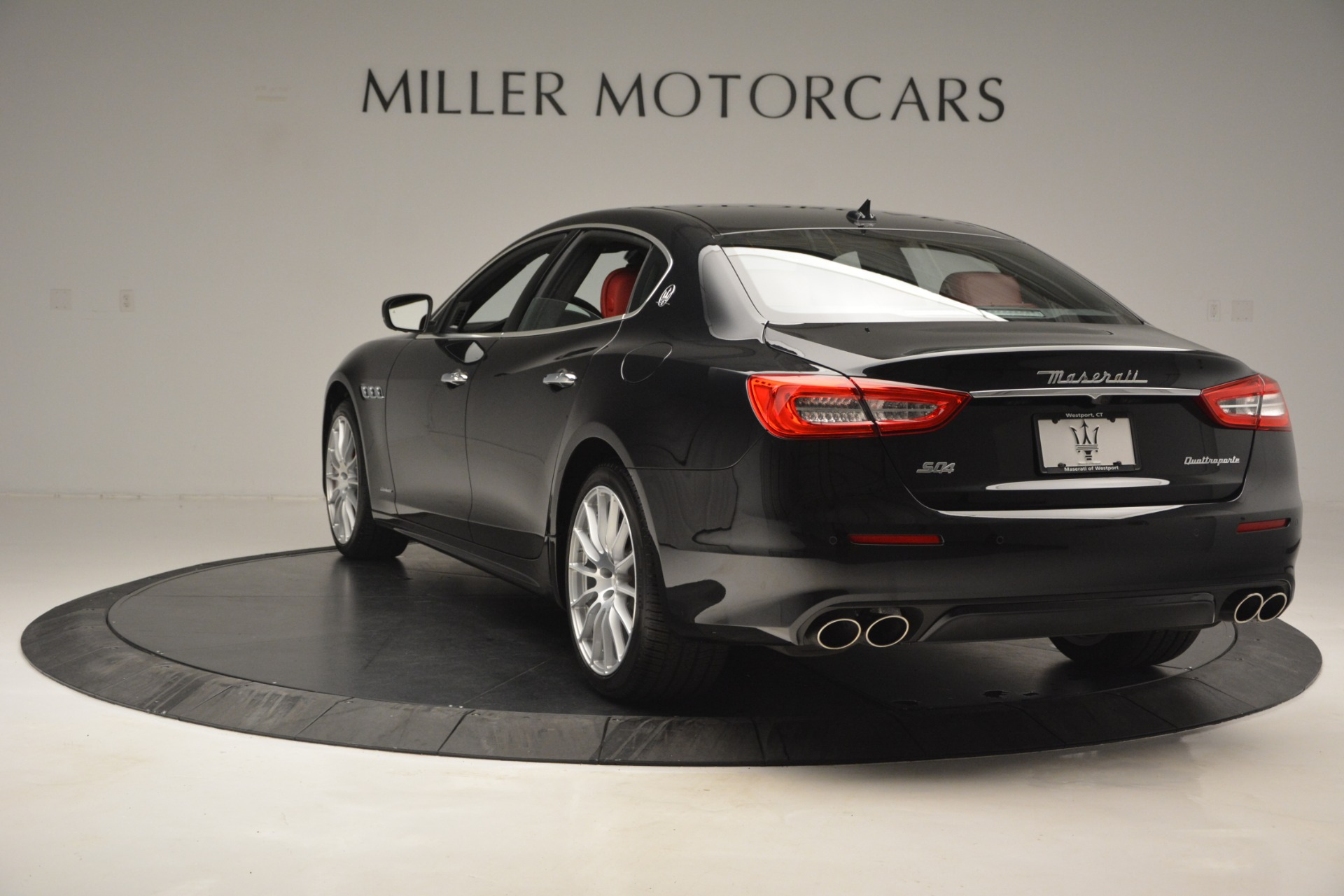 New 2019 Maserati Quattroporte S Q4 GranLusso For Sale In Greenwich, CT 2718_p5