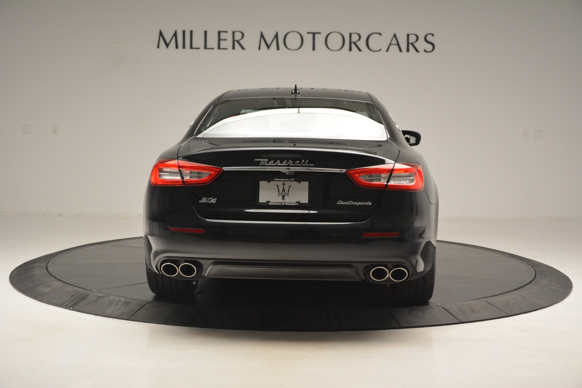 New 2019 Maserati Quattroporte S Q4 GranLusso For Sale In Greenwich, CT 2718_p6