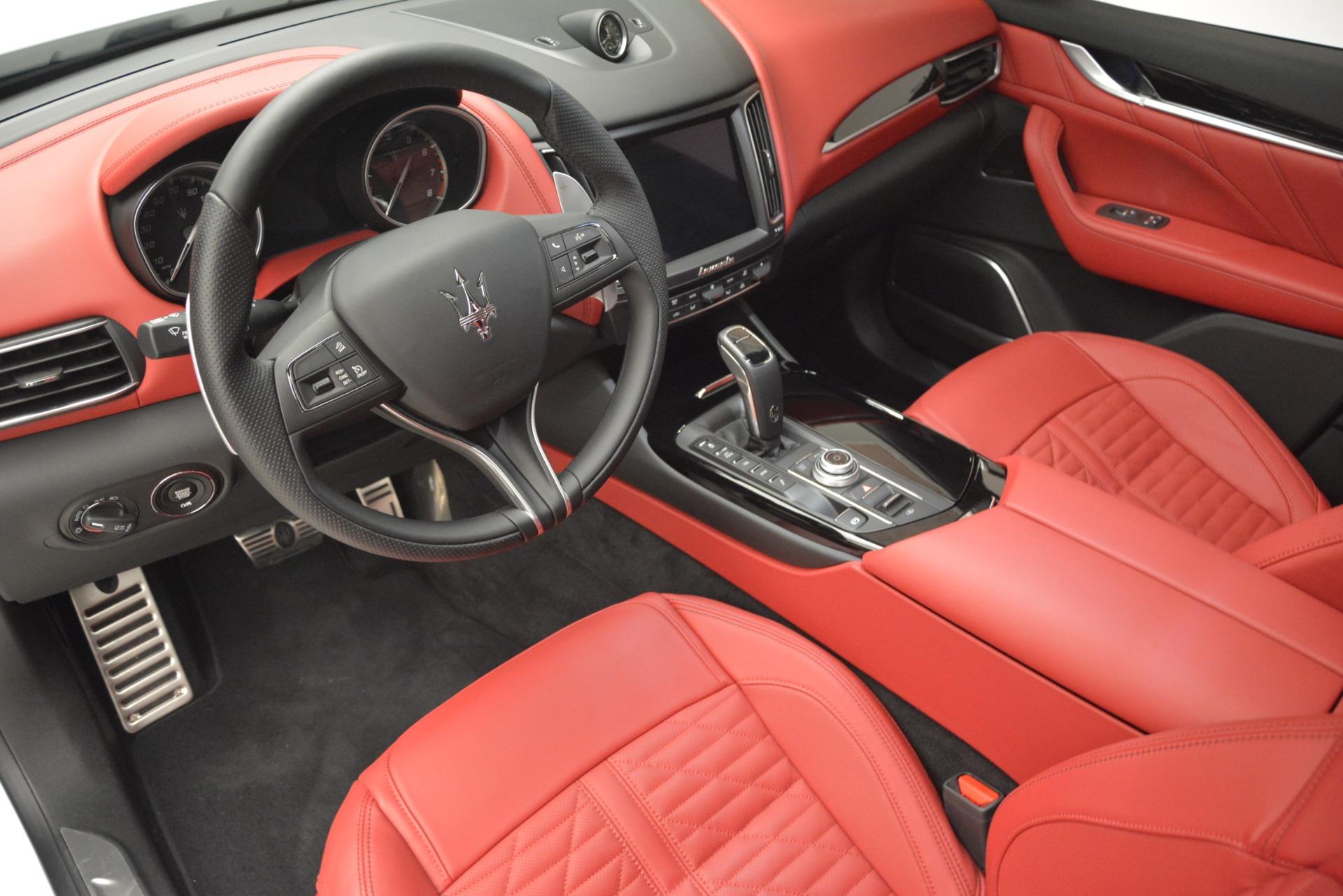 New 2019 Maserati Levante Q4 GranSport For Sale In Greenwich, CT 2719_p18