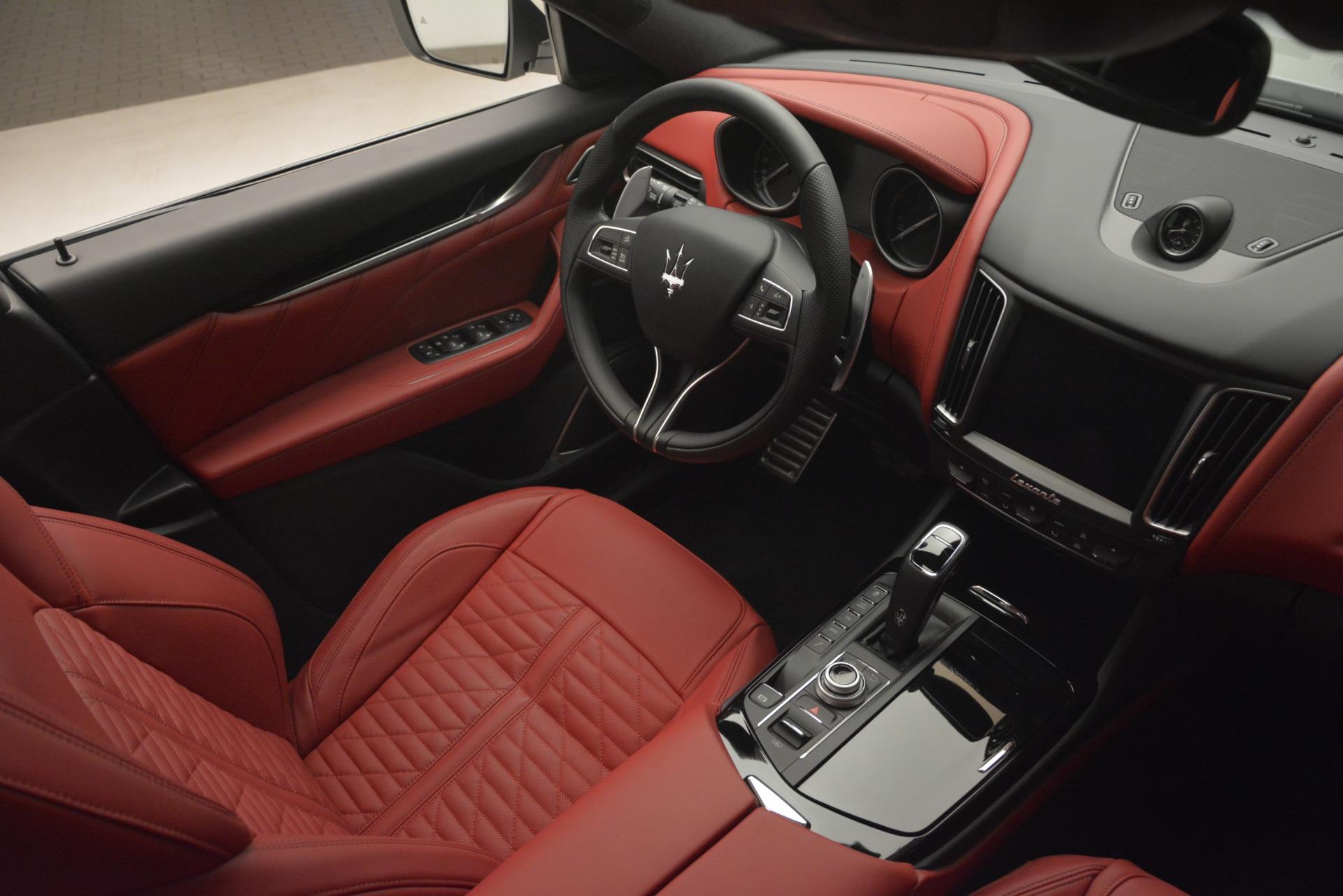 New 2019 Maserati Levante Q4 GranSport For Sale In Greenwich, CT 2719_p20