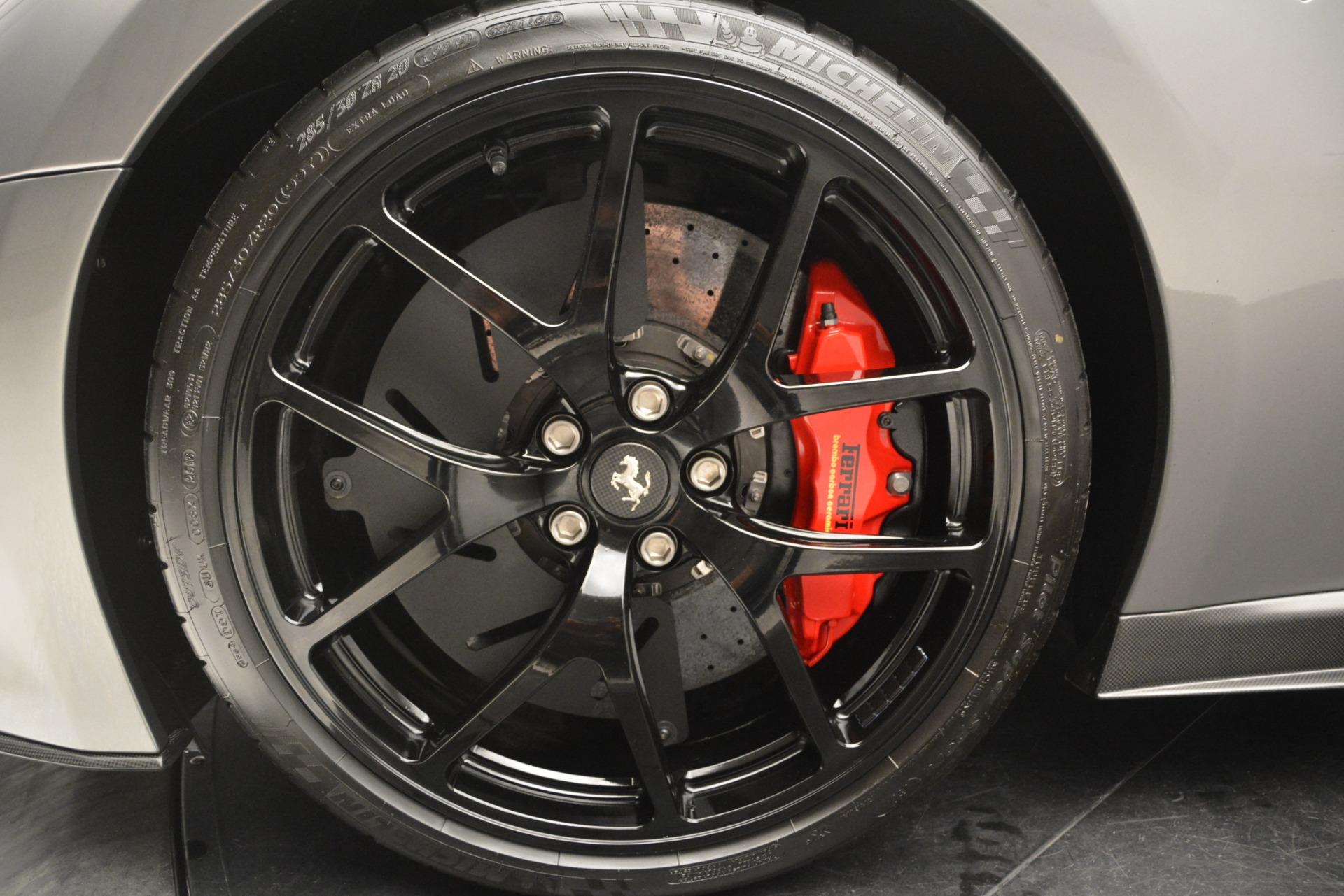 Used 2011 Ferrari 599 GTO  For Sale In Greenwich, CT 2724_p16