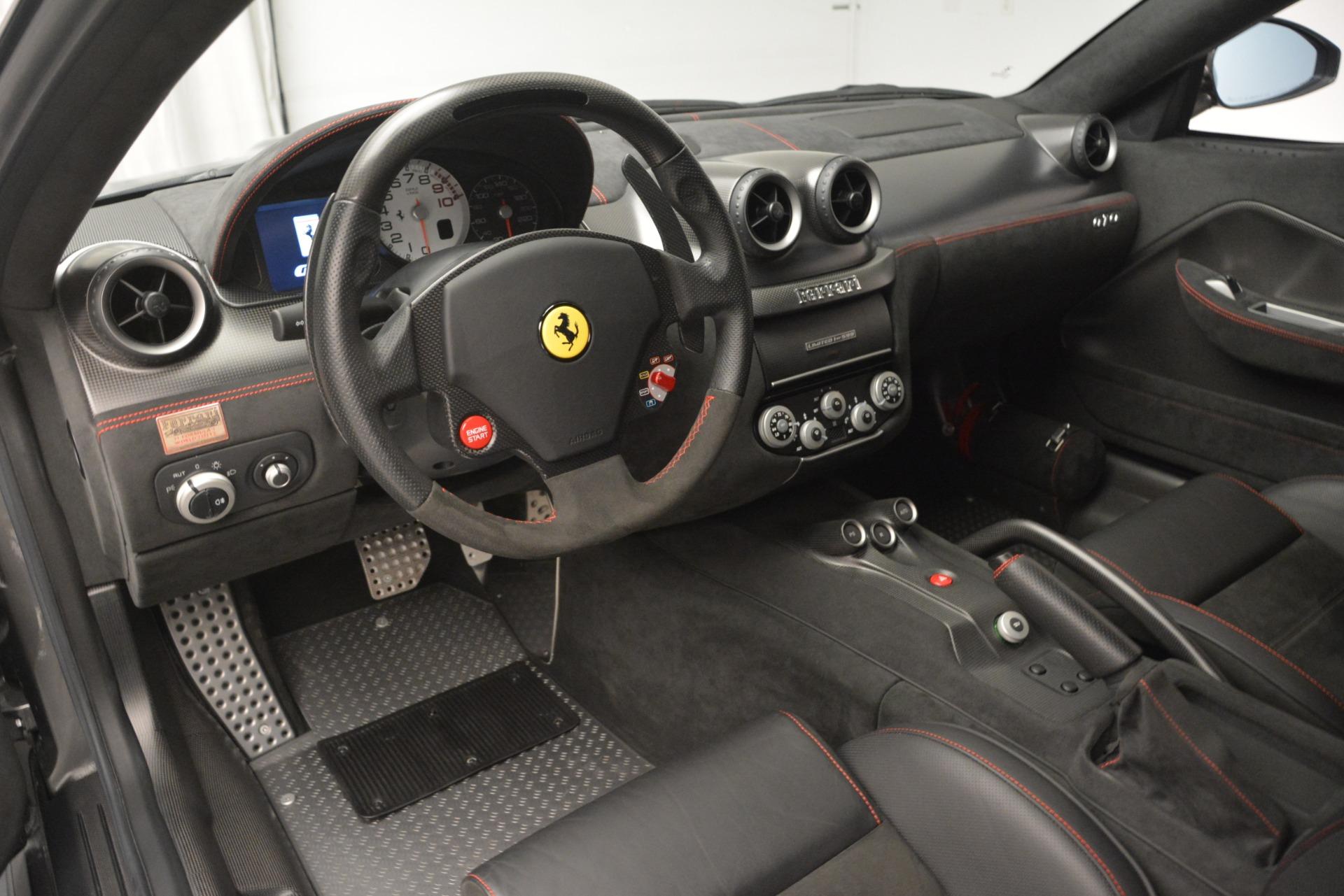 Used 2011 Ferrari 599 GTO  For Sale In Greenwich, CT 2724_p22