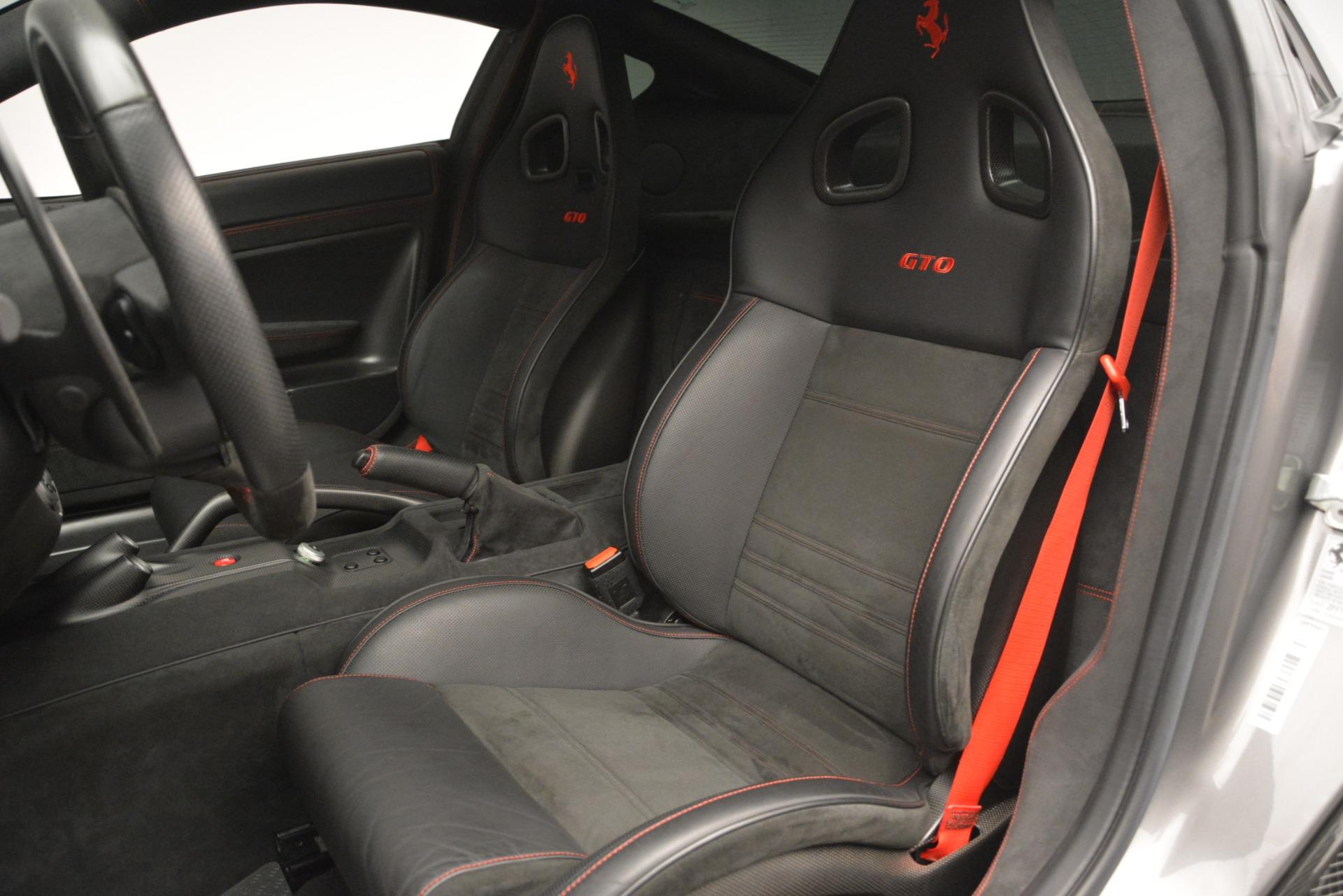 Used 2011 Ferrari 599 GTO  For Sale In Greenwich, CT 2724_p24