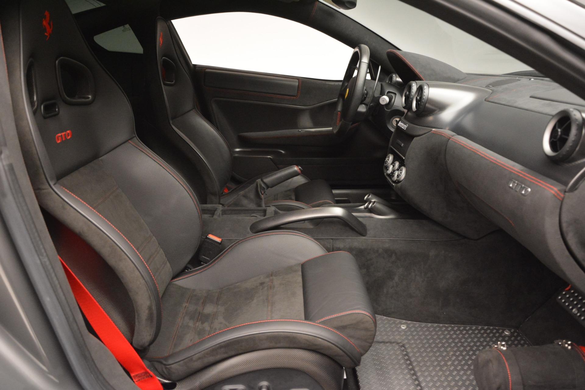 Used 2011 Ferrari 599 GTO  For Sale In Greenwich, CT 2724_p27