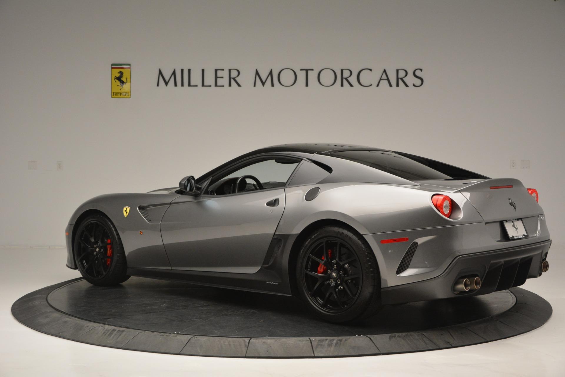 Used 2011 Ferrari 599 GTO  For Sale In Greenwich, CT 2724_p4
