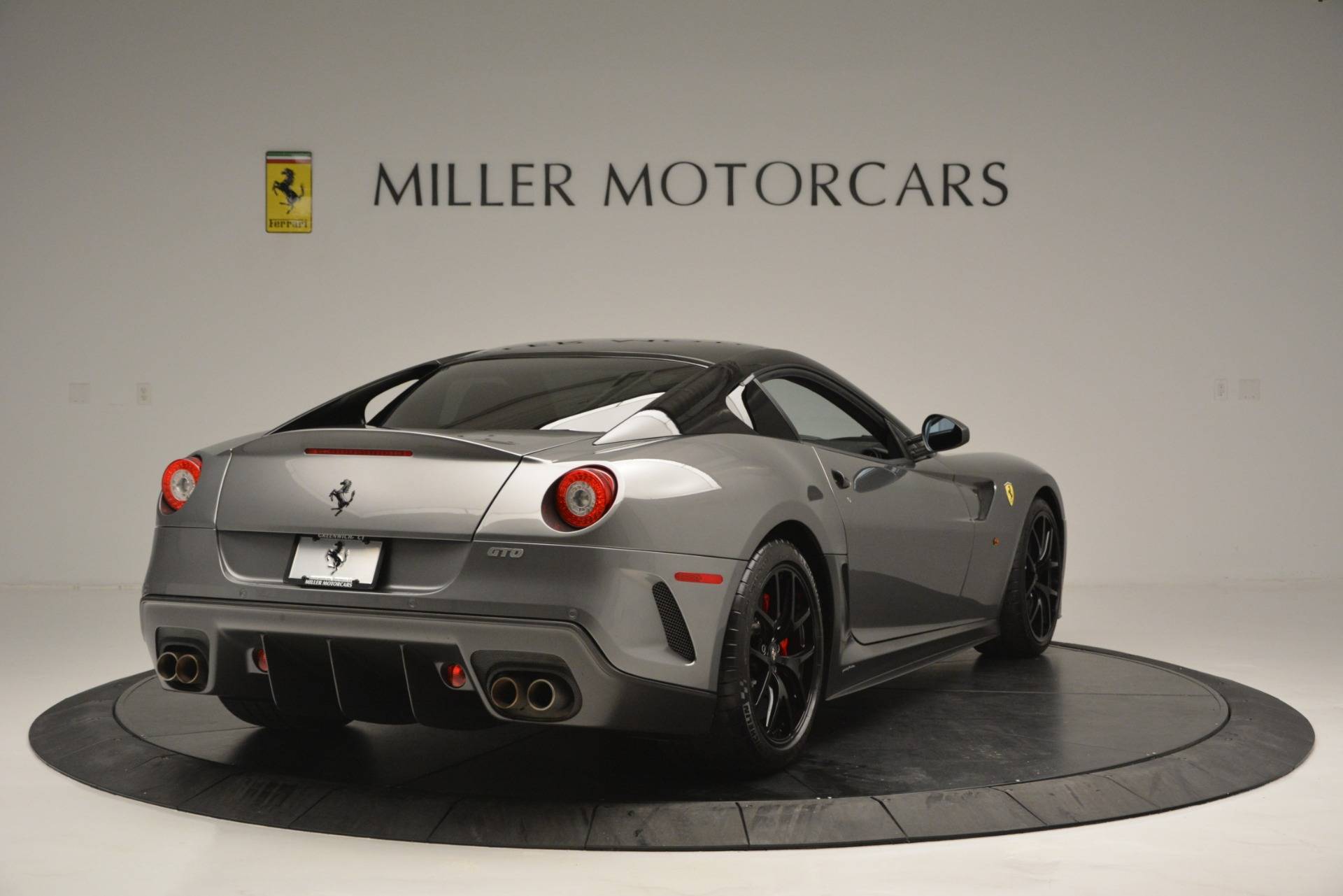 Used 2011 Ferrari 599 GTO  For Sale In Greenwich, CT 2724_p7