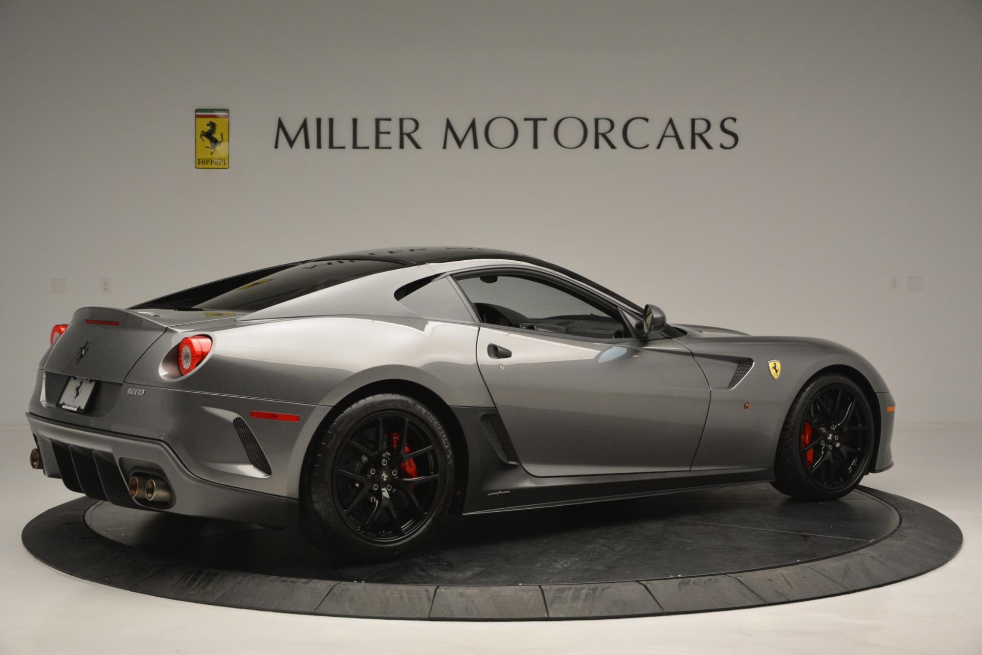 Used 2011 Ferrari 599 GTO  For Sale In Greenwich, CT 2724_p8