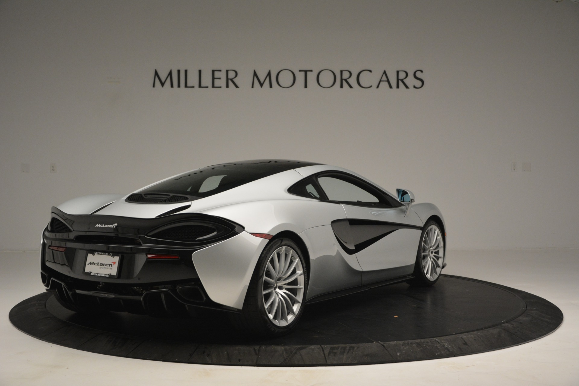 New 2019 McLaren 570GT Coupe For Sale In Greenwich, CT 2725_p7