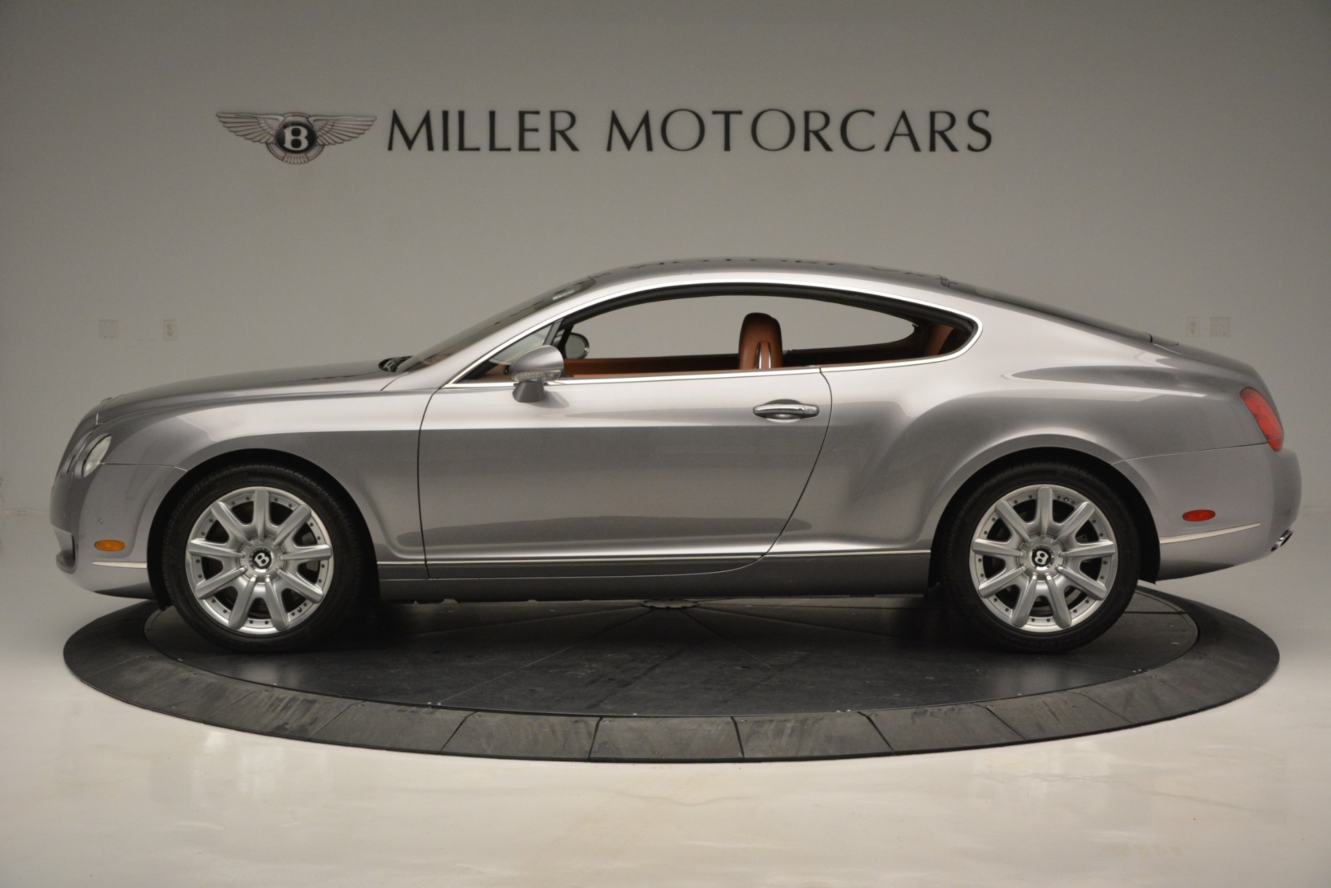 Used 2005 Bentley Continental GT GT Turbo For Sale In Greenwich, CT 2726_p3