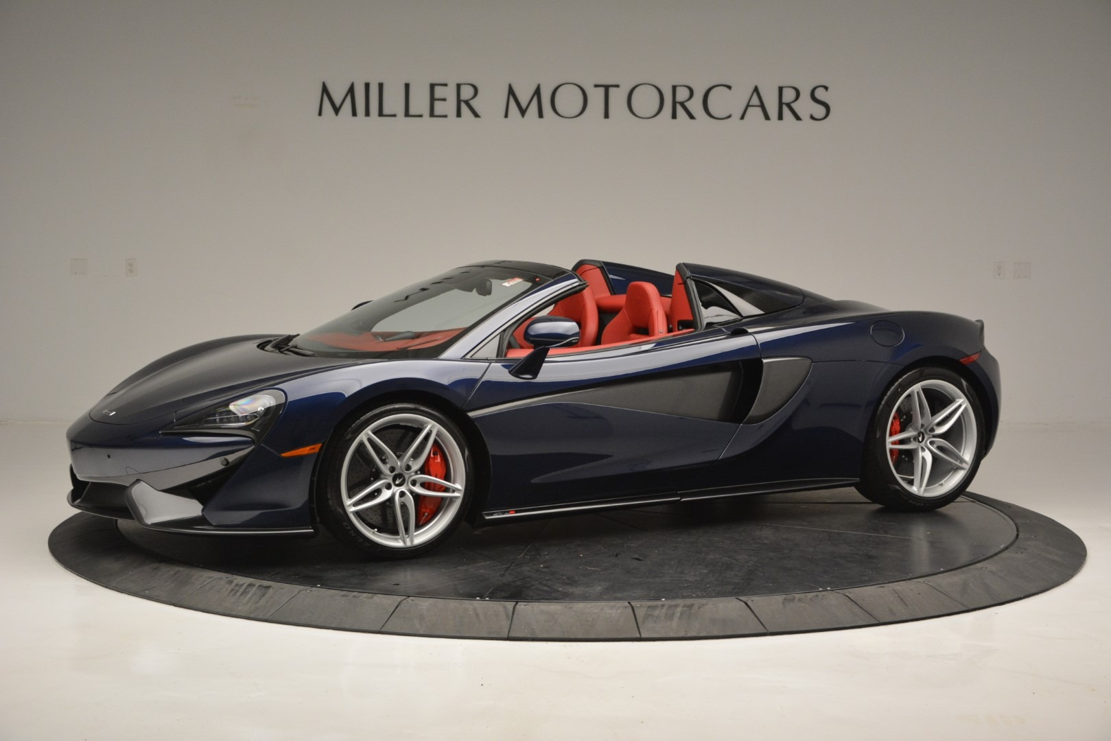 New 2019 McLaren 570S Spider Convertible For Sale In Greenwich, CT