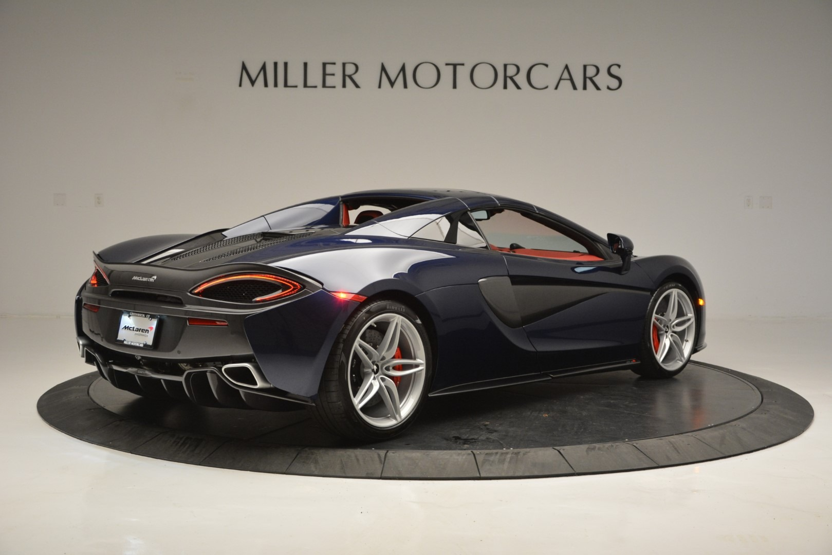 New 2019 McLaren 570S Spider Convertible For Sale In Greenwich, CT 2727_p19