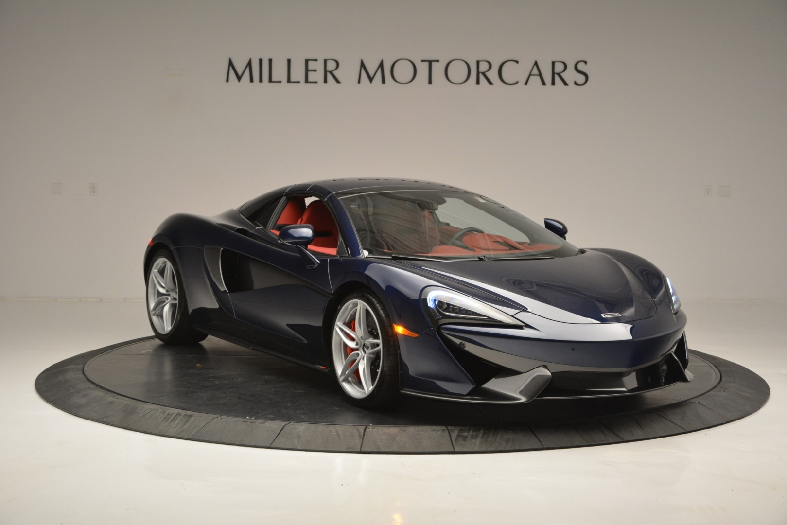 New 2019 McLaren 570S Spider Convertible For Sale In Greenwich, CT 2727_p21