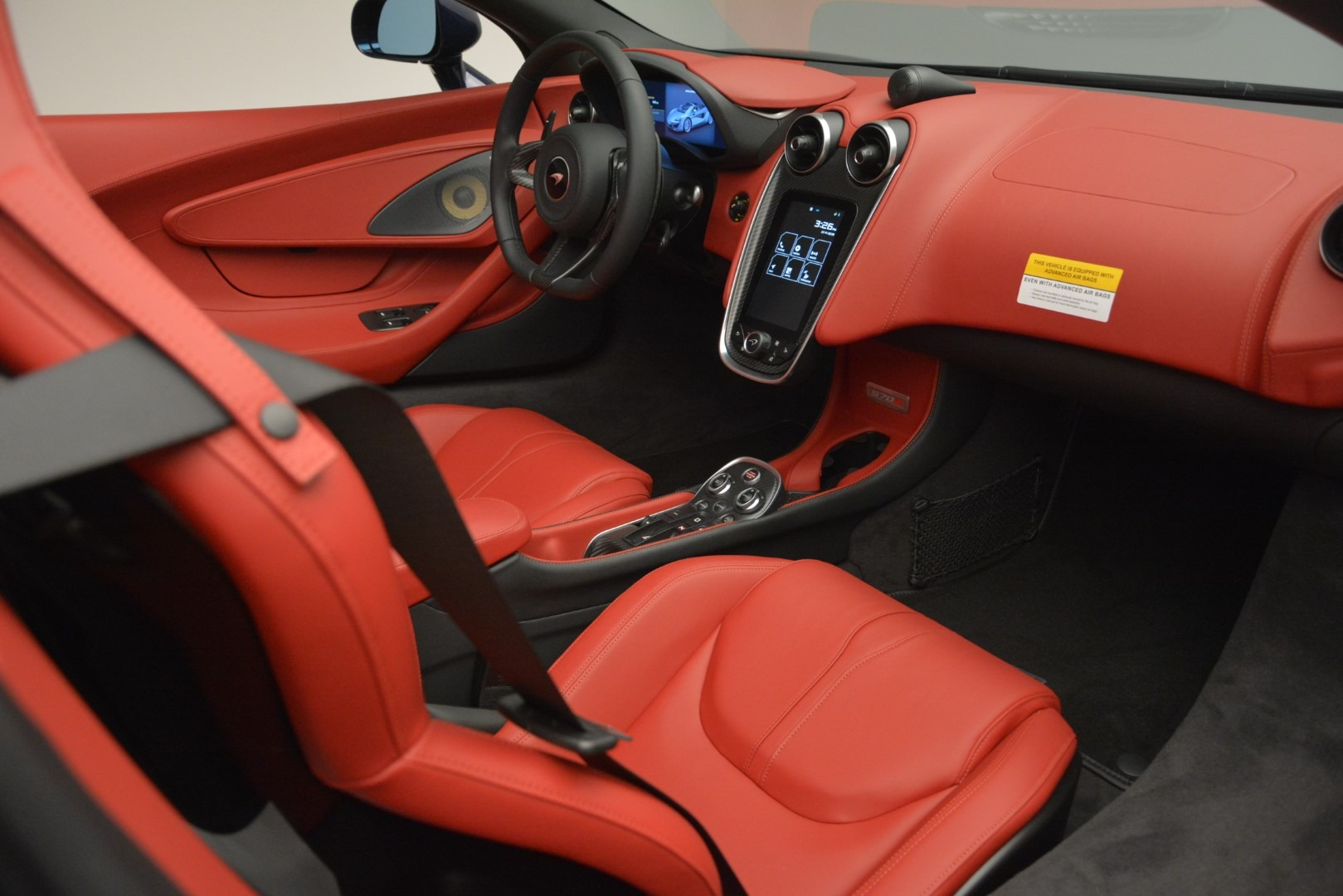 New 2019 McLaren 570S Spider Convertible For Sale In Greenwich, CT 2727_p26