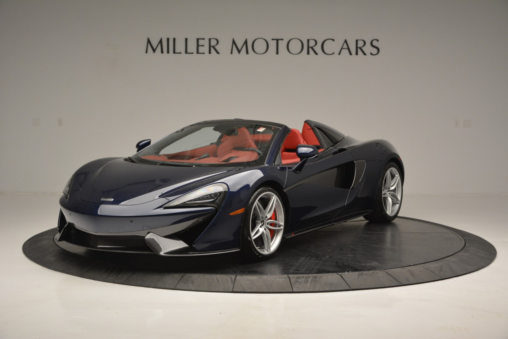 New 2019 McLaren 570S Spider Convertible For Sale In Greenwich, CT 2727_p2