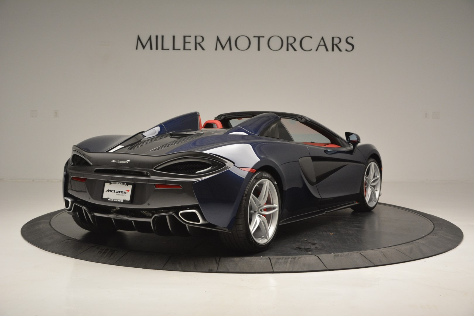 New 2019 McLaren 570S Spider Convertible For Sale In Greenwich, CT 2727_p7