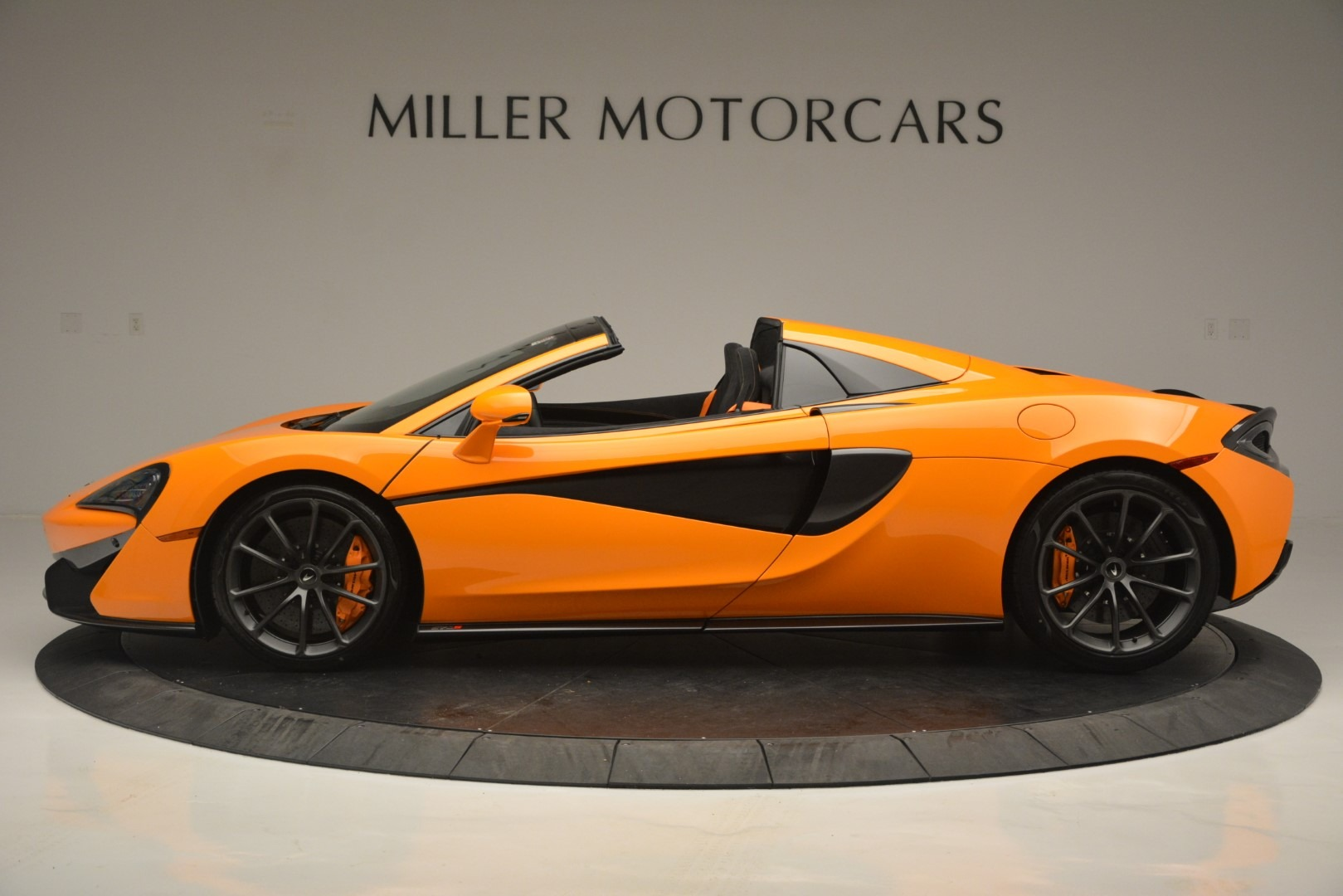 New 2019 McLaren 570S Convertible For Sale In Greenwich, CT 2728_p3