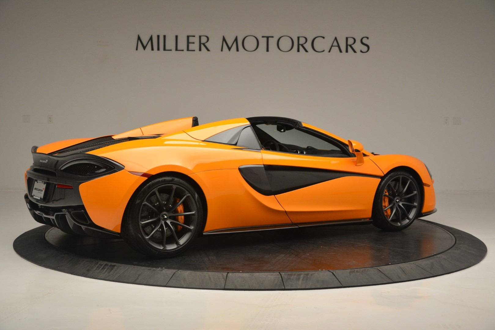 New 2019 McLaren 570S Convertible For Sale In Greenwich, CT 2728_p8