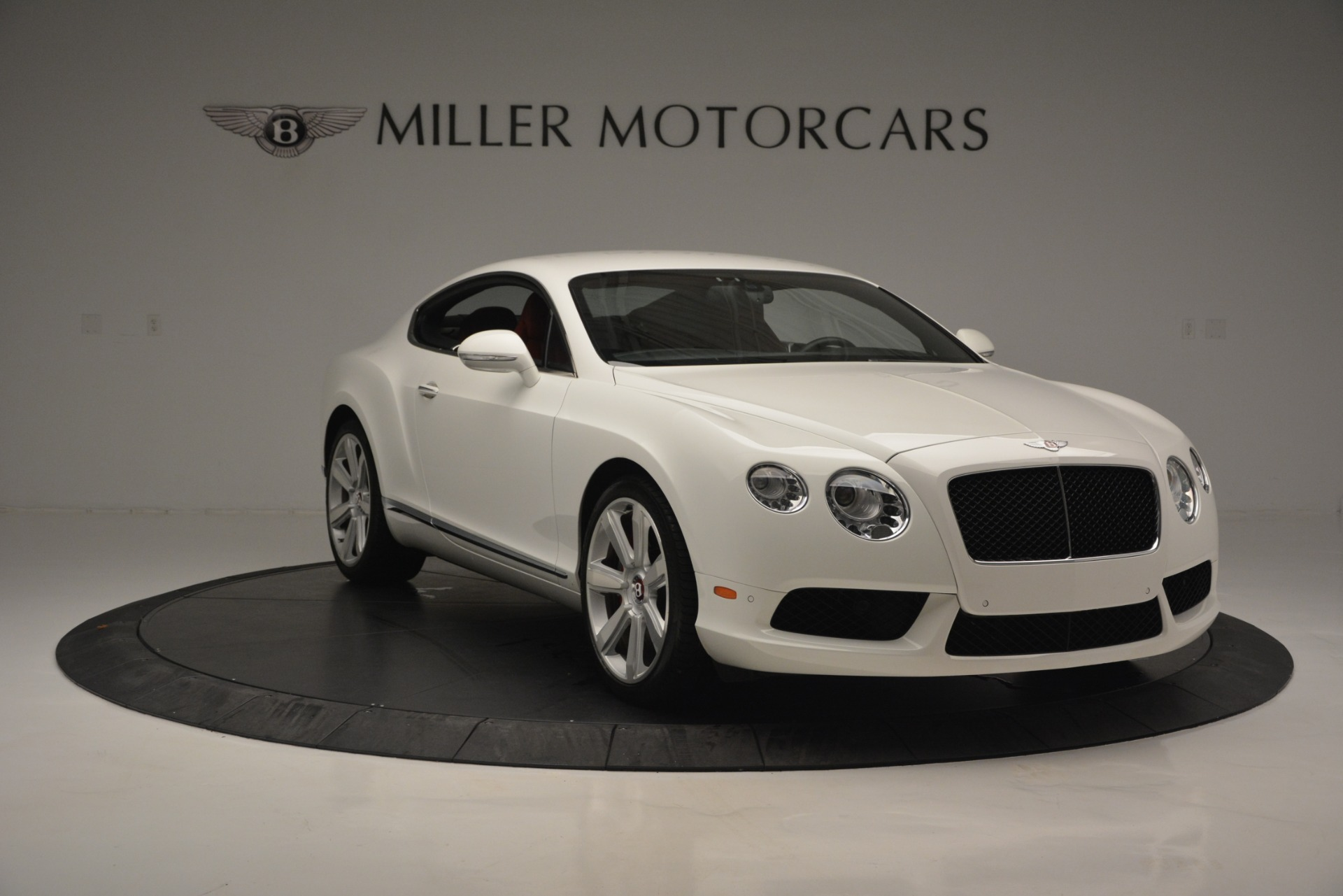 Used 2015 Bentley Continental GT V8 For Sale In Greenwich, CT 2731_p11
