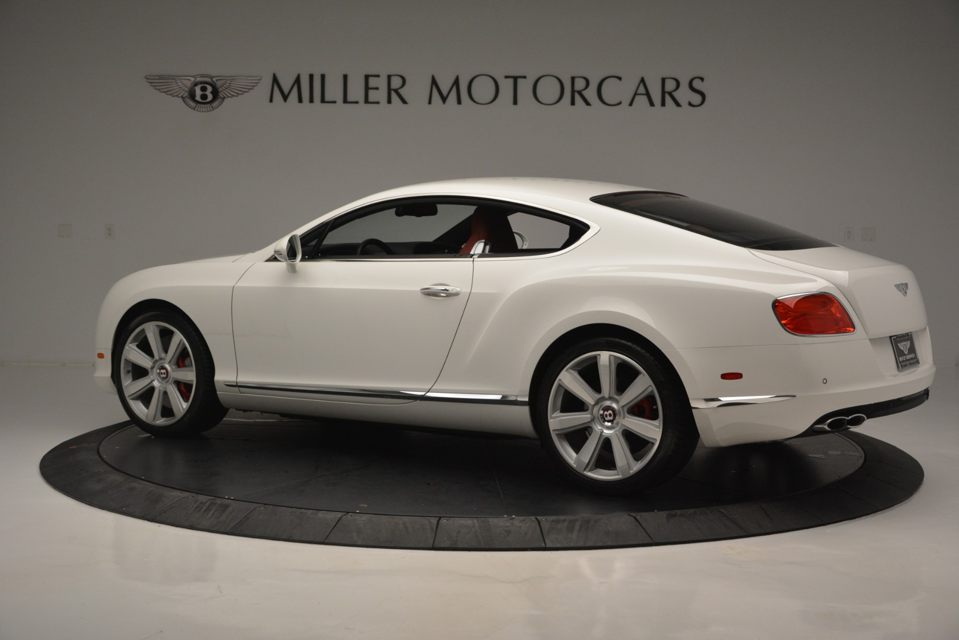 Used 2015 Bentley Continental GT V8 For Sale In Greenwich, CT 2731_p4