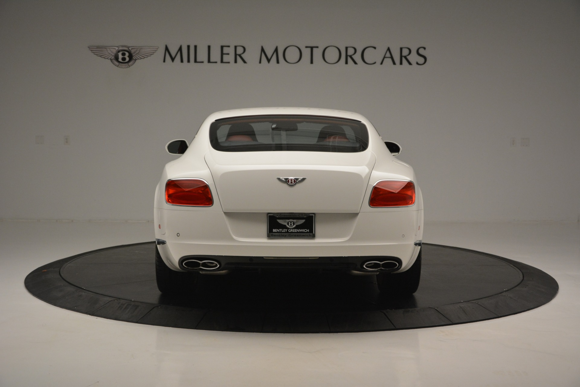 Used 2015 Bentley Continental GT V8 For Sale In Greenwich, CT 2731_p6