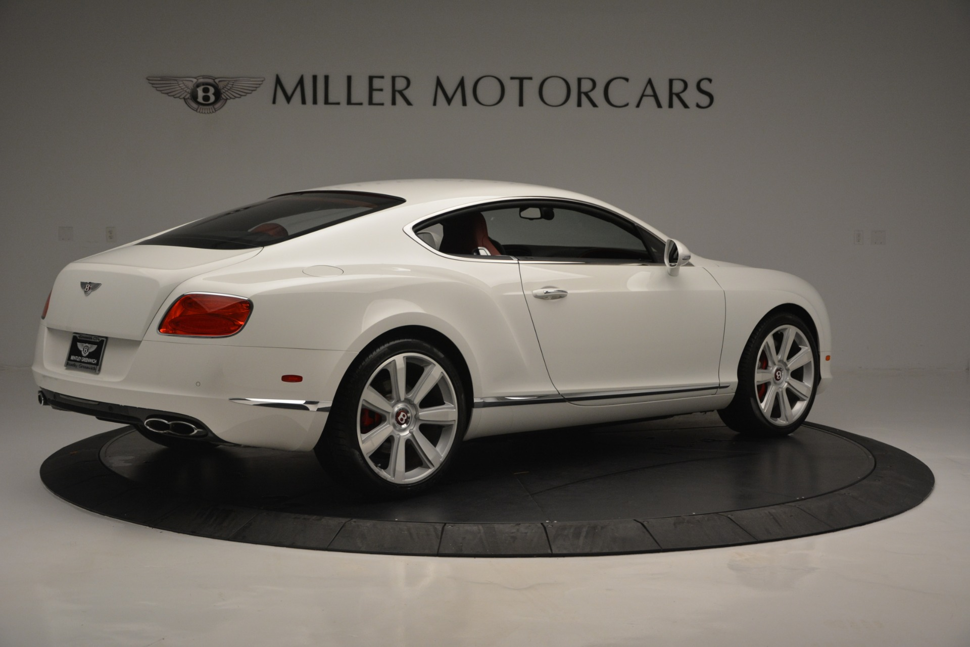 Used 2015 Bentley Continental GT V8 For Sale In Greenwich, CT 2731_p8