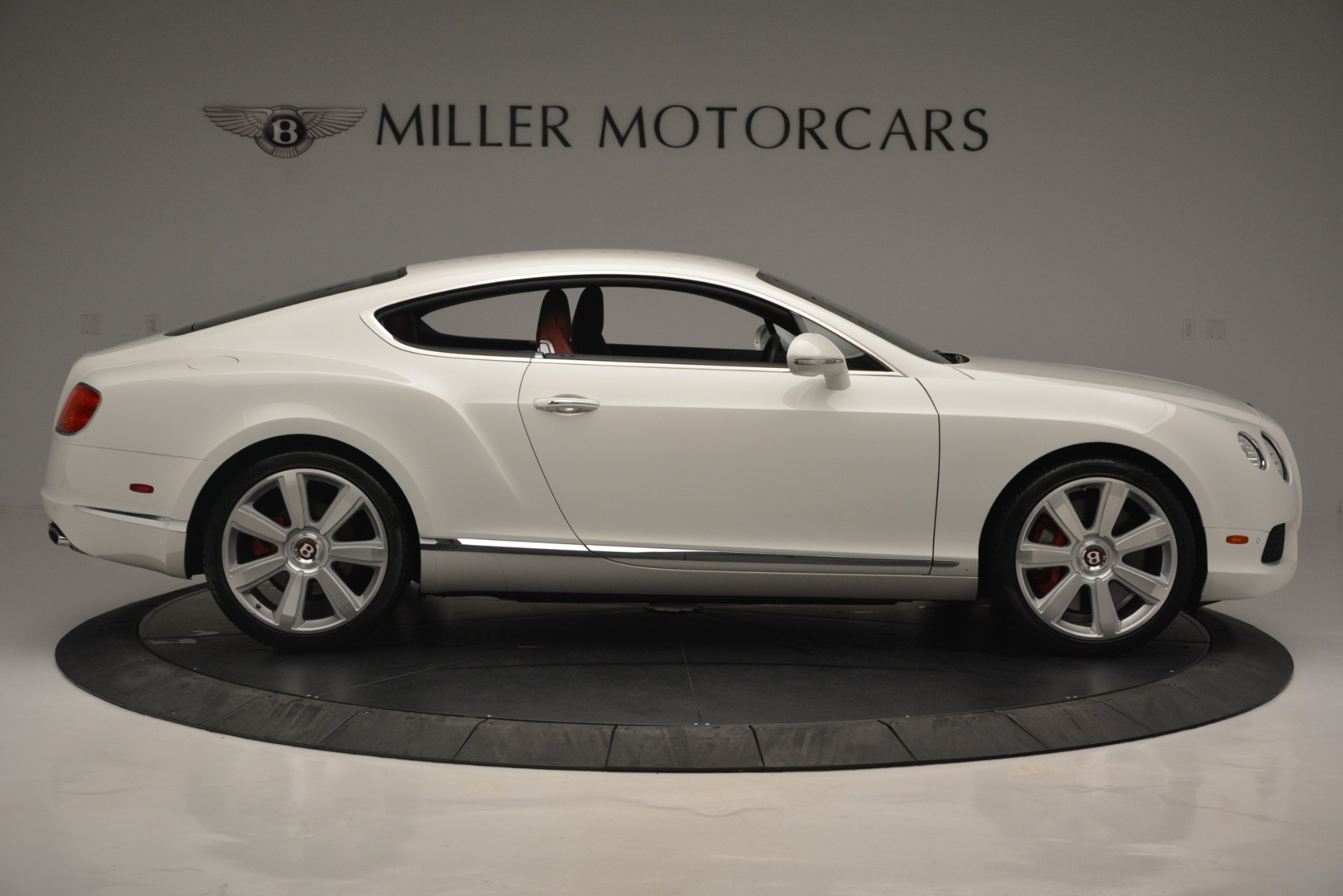 Used 2015 Bentley Continental GT V8 For Sale In Greenwich, CT 2731_p9