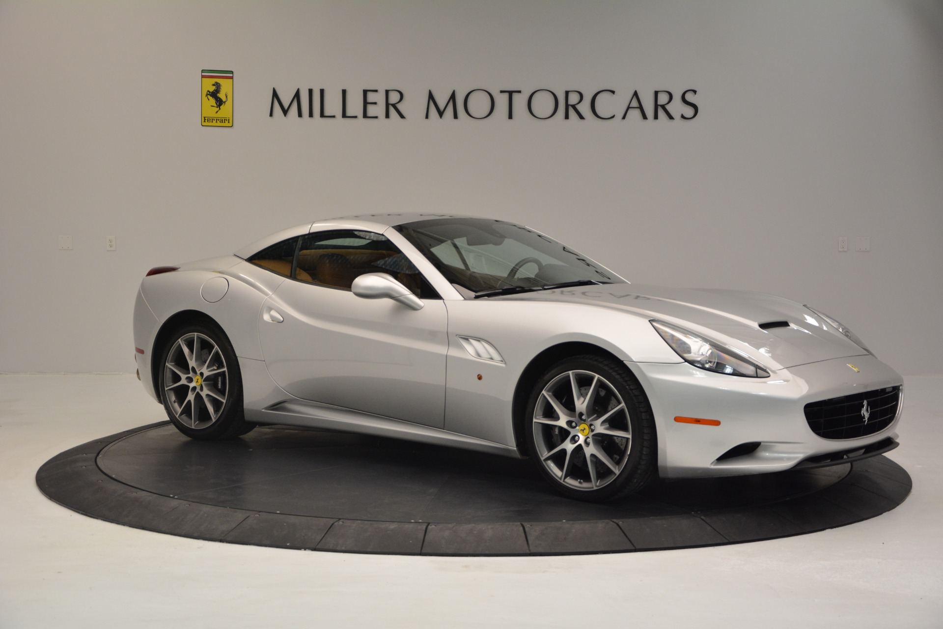 Used 2010 Ferrari California  For Sale In Greenwich, CT 2732_p22