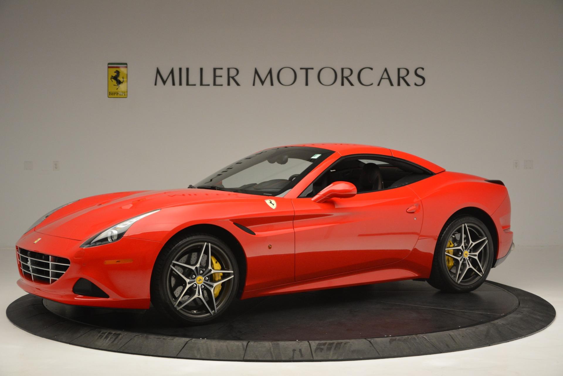 Used 2016 Ferrari California T  For Sale In Greenwich, CT 2734_p14