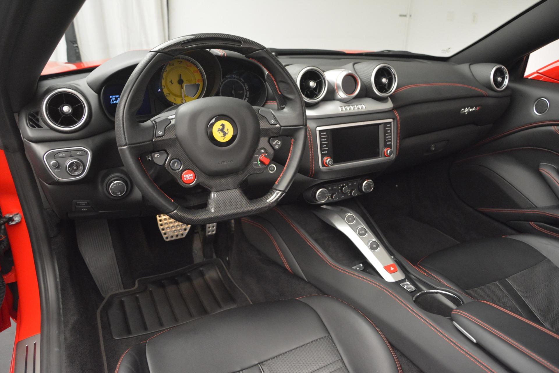 Used 2016 Ferrari California T  For Sale In Greenwich, CT 2734_p25