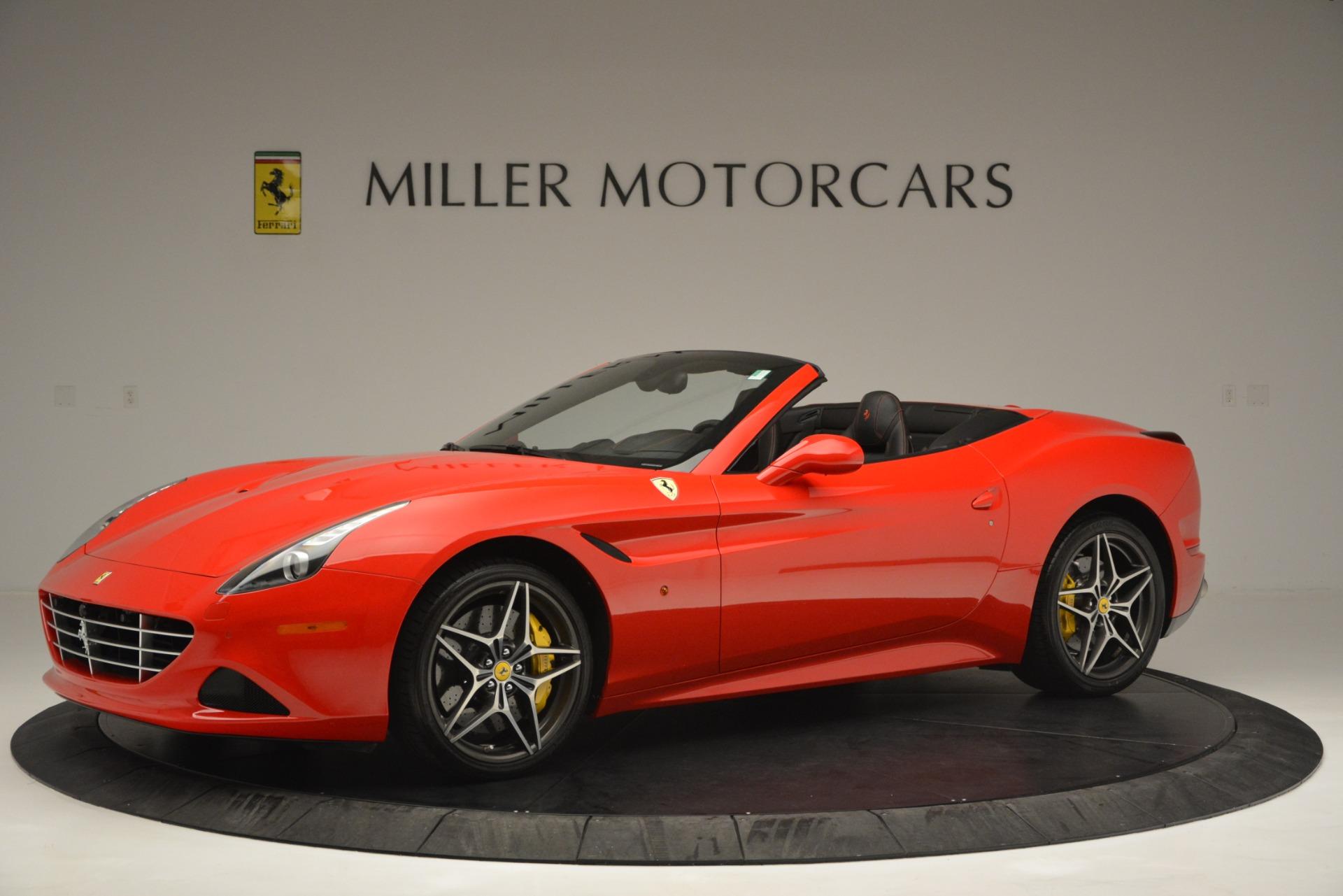 Used 2016 Ferrari California T  For Sale In Greenwich, CT 2734_p2