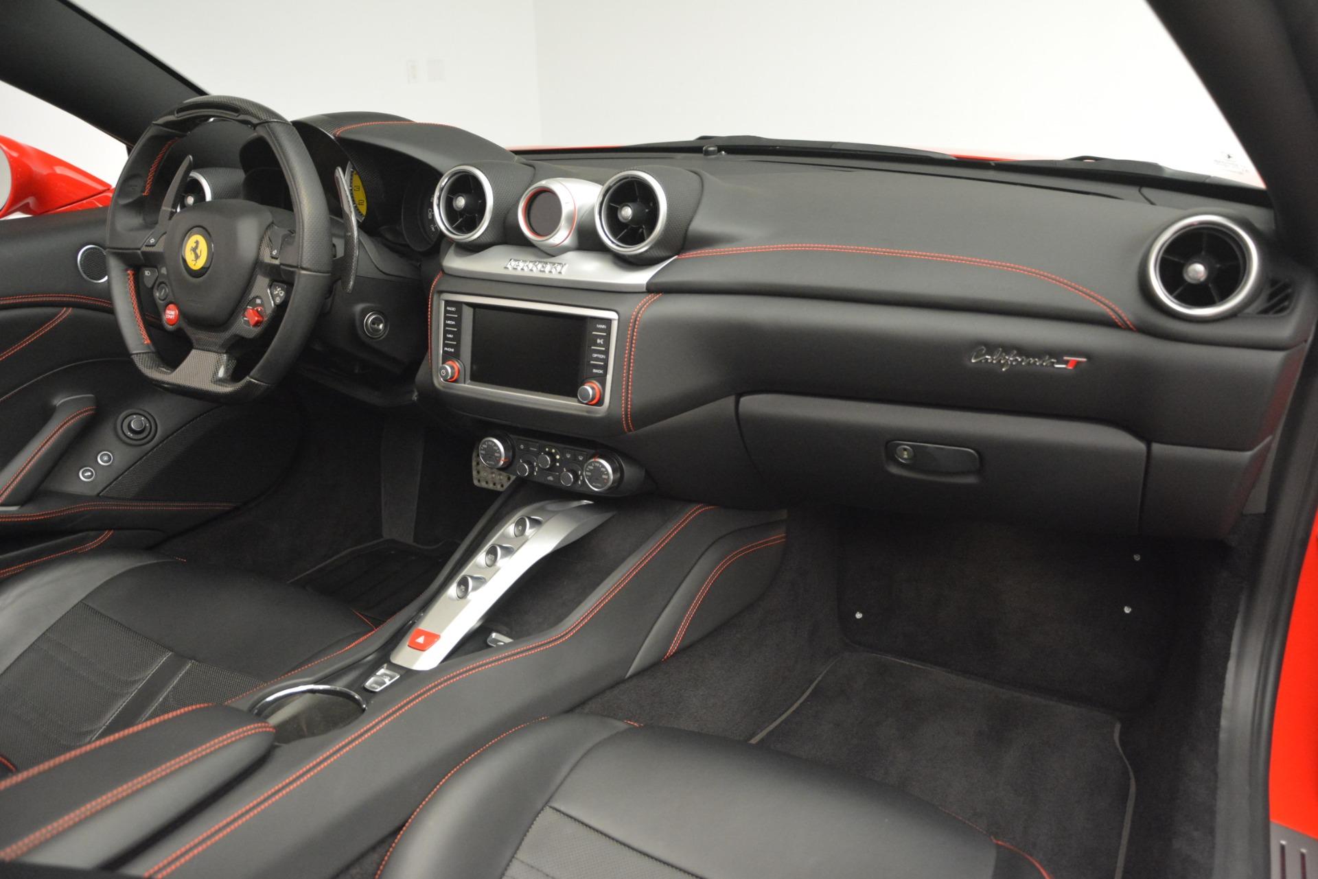 Used 2016 Ferrari California T  For Sale In Greenwich, CT 2734_p30