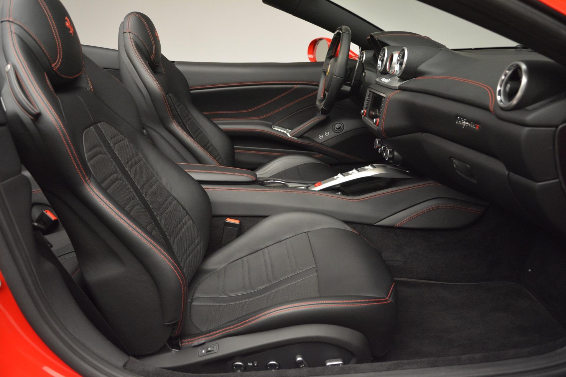Used 2016 Ferrari California T  For Sale In Greenwich, CT 2734_p31