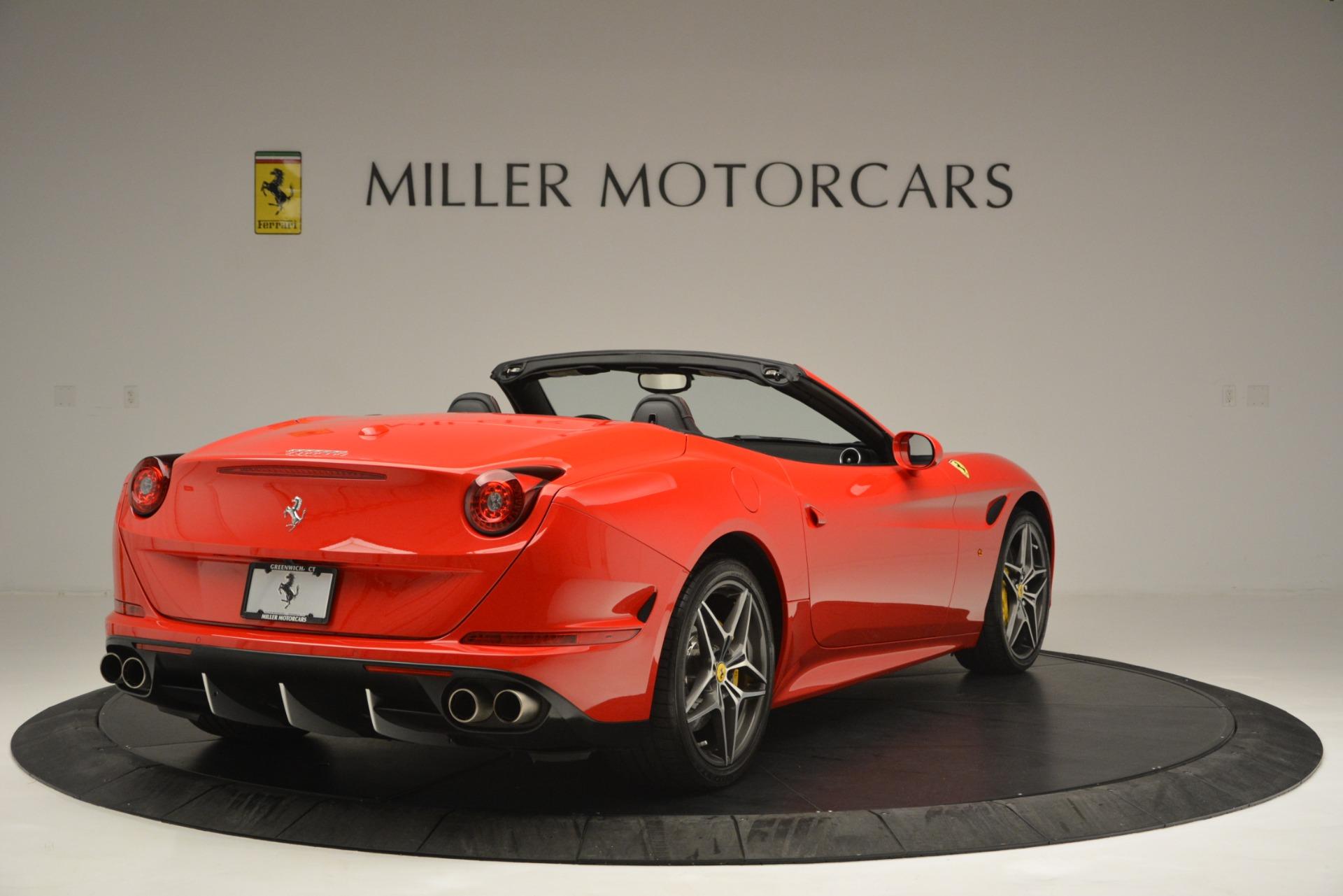 Used 2016 Ferrari California T  For Sale In Greenwich, CT 2734_p7