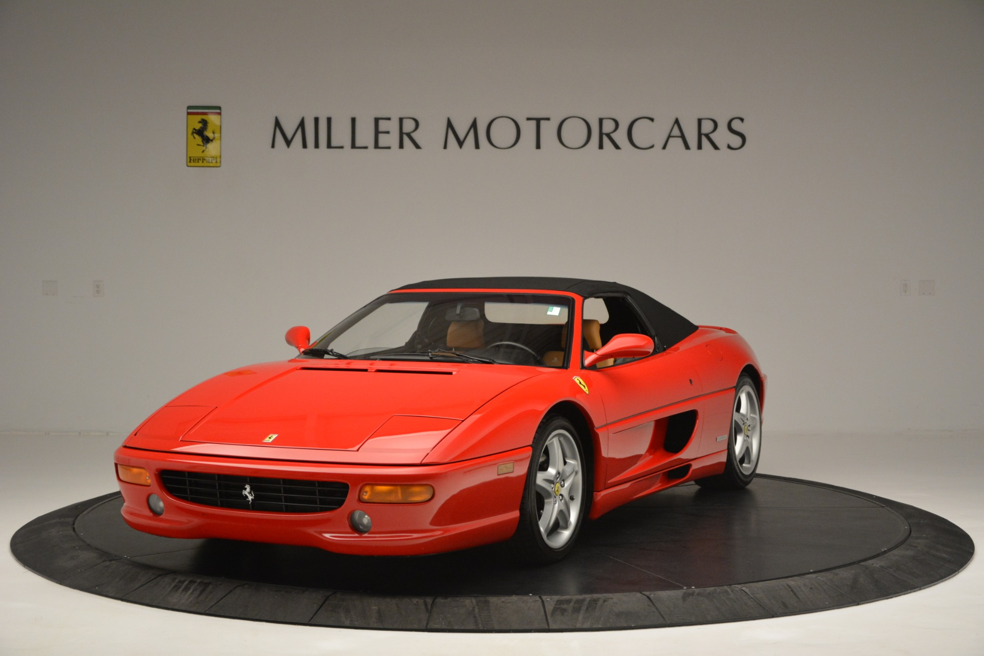 Used 1997 Ferrari 355 Spider 6-Speed Manual For Sale In Greenwich, CT 2735_p13