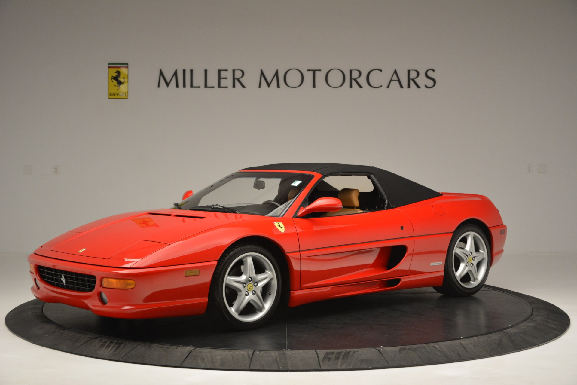 Used 1997 Ferrari 355 Spider 6-Speed Manual For Sale In Greenwich, CT 2735_p14