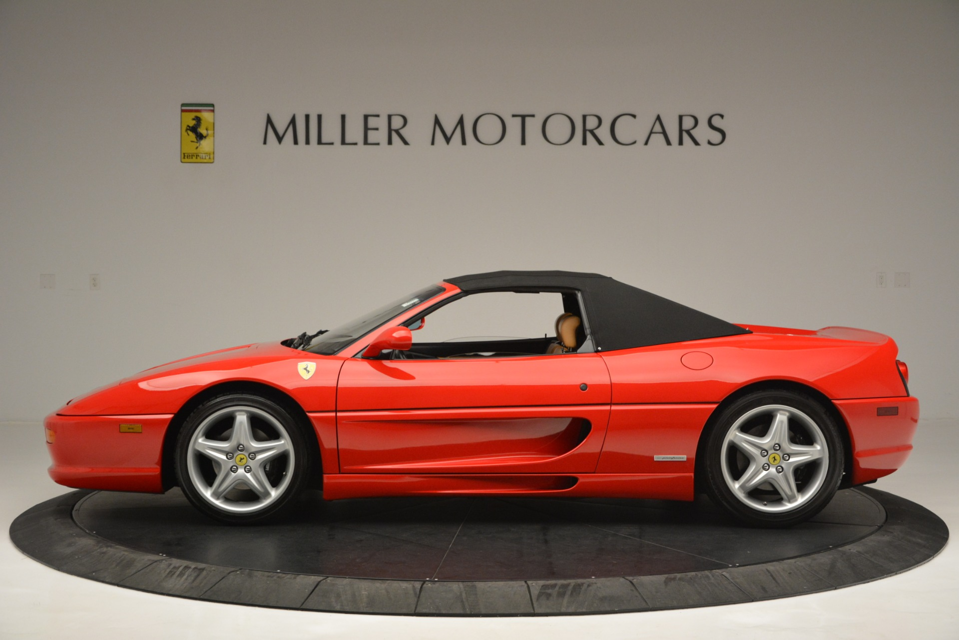 Used 1997 Ferrari 355 Spider 6-Speed Manual For Sale In Greenwich, CT 2735_p15