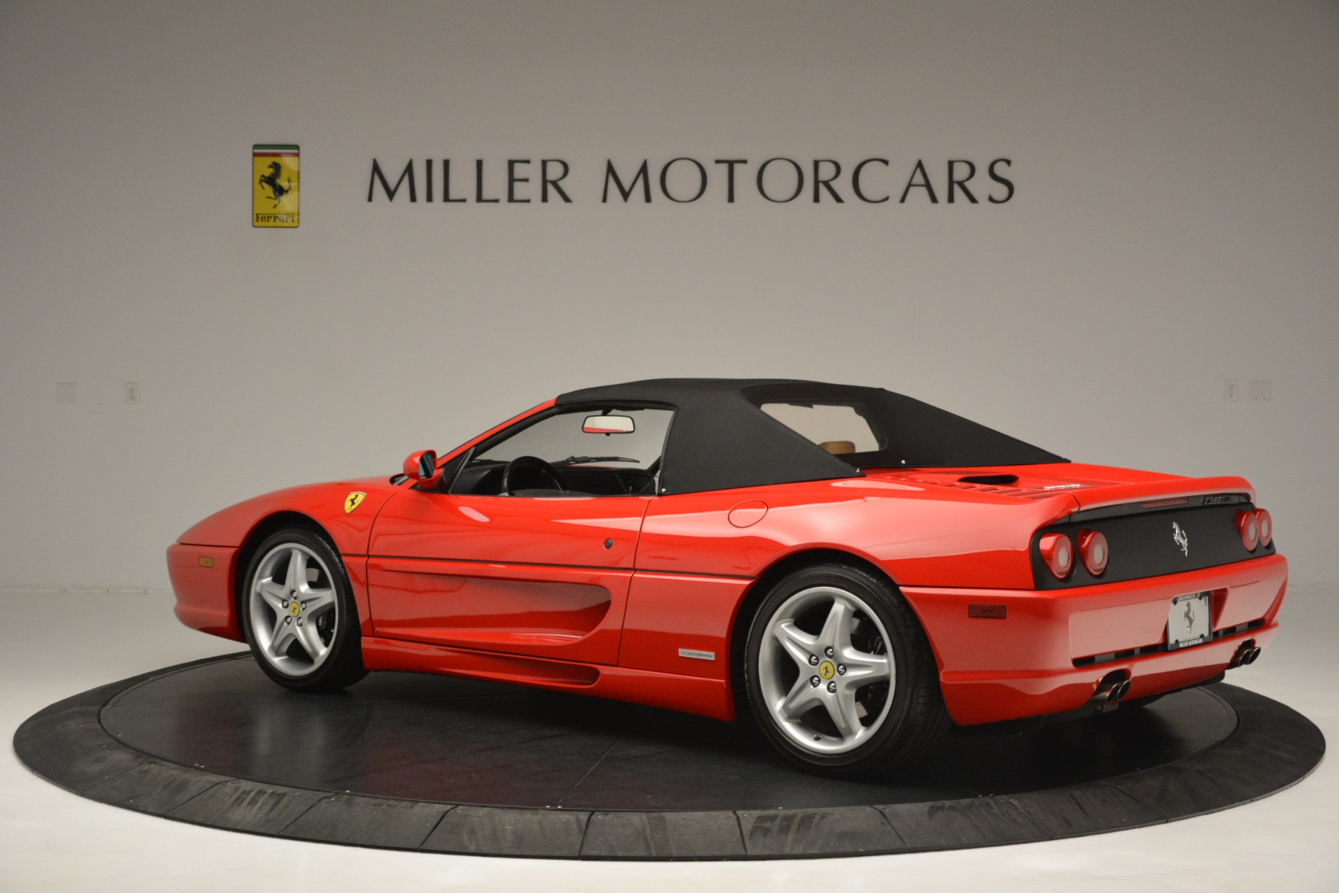 Used 1997 Ferrari 355 Spider 6-Speed Manual For Sale In Greenwich, CT 2735_p16