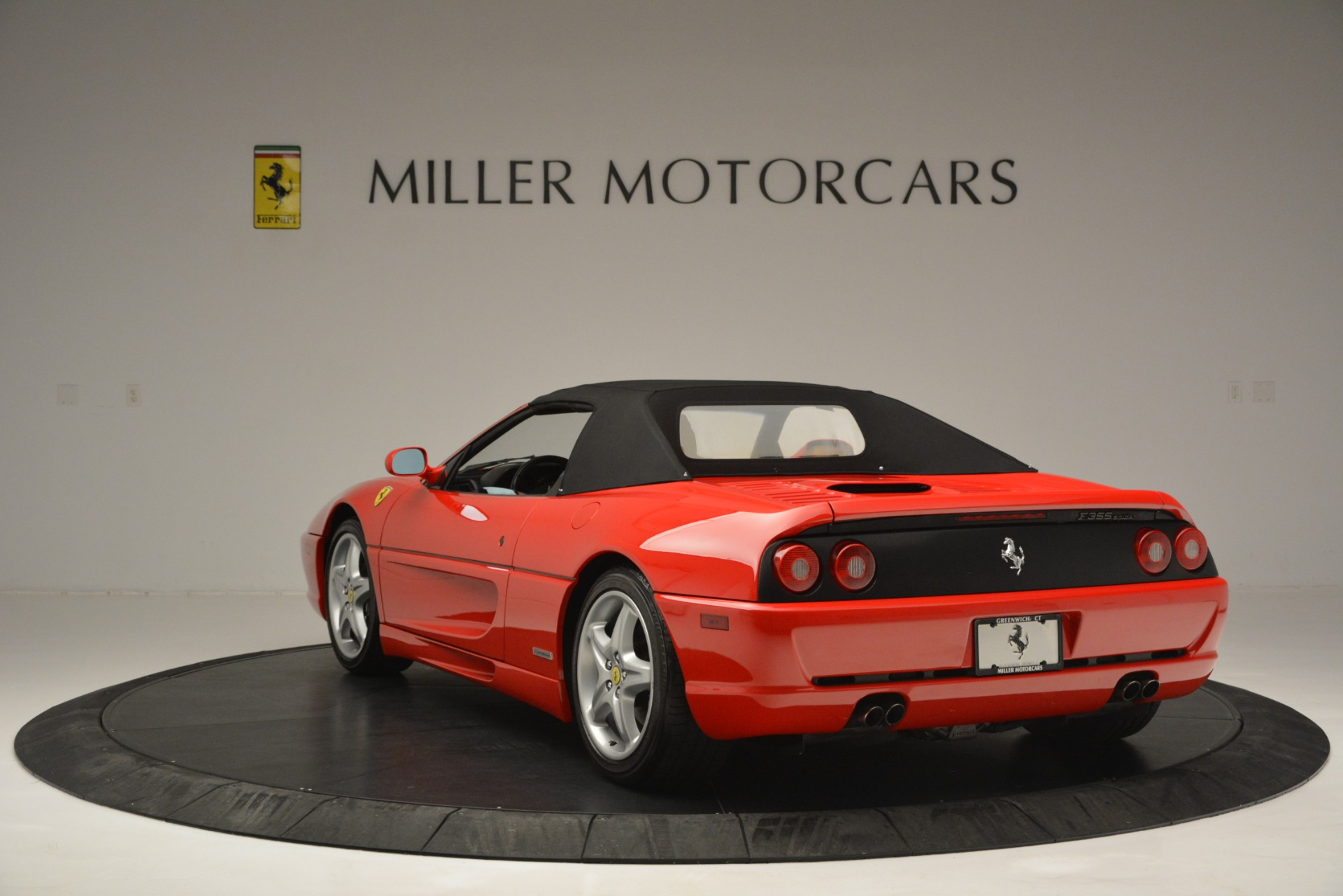 Used 1997 Ferrari 355 Spider 6-Speed Manual For Sale In Greenwich, CT 2735_p17
