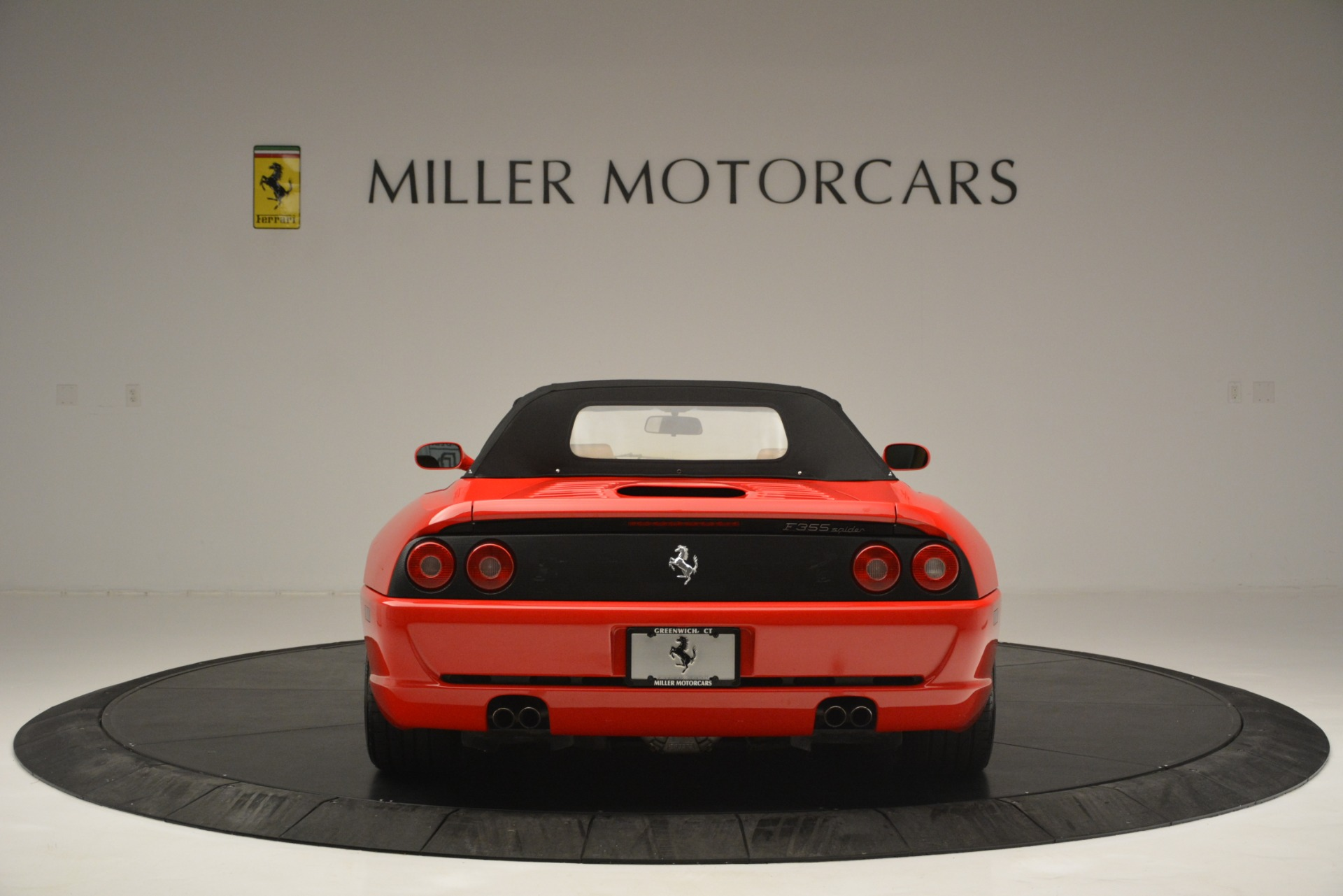 Used 1997 Ferrari 355 Spider 6-Speed Manual For Sale In Greenwich, CT 2735_p18