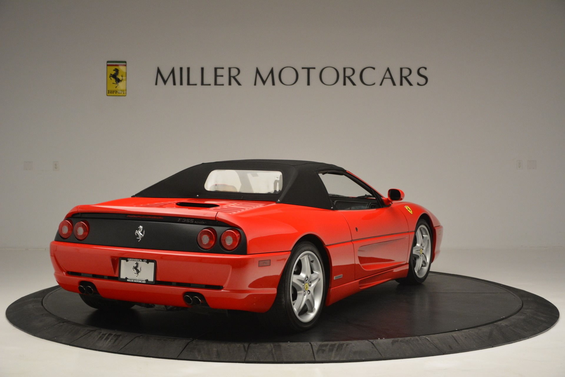 Used 1997 Ferrari 355 Spider 6-Speed Manual For Sale In Greenwich, CT 2735_p19