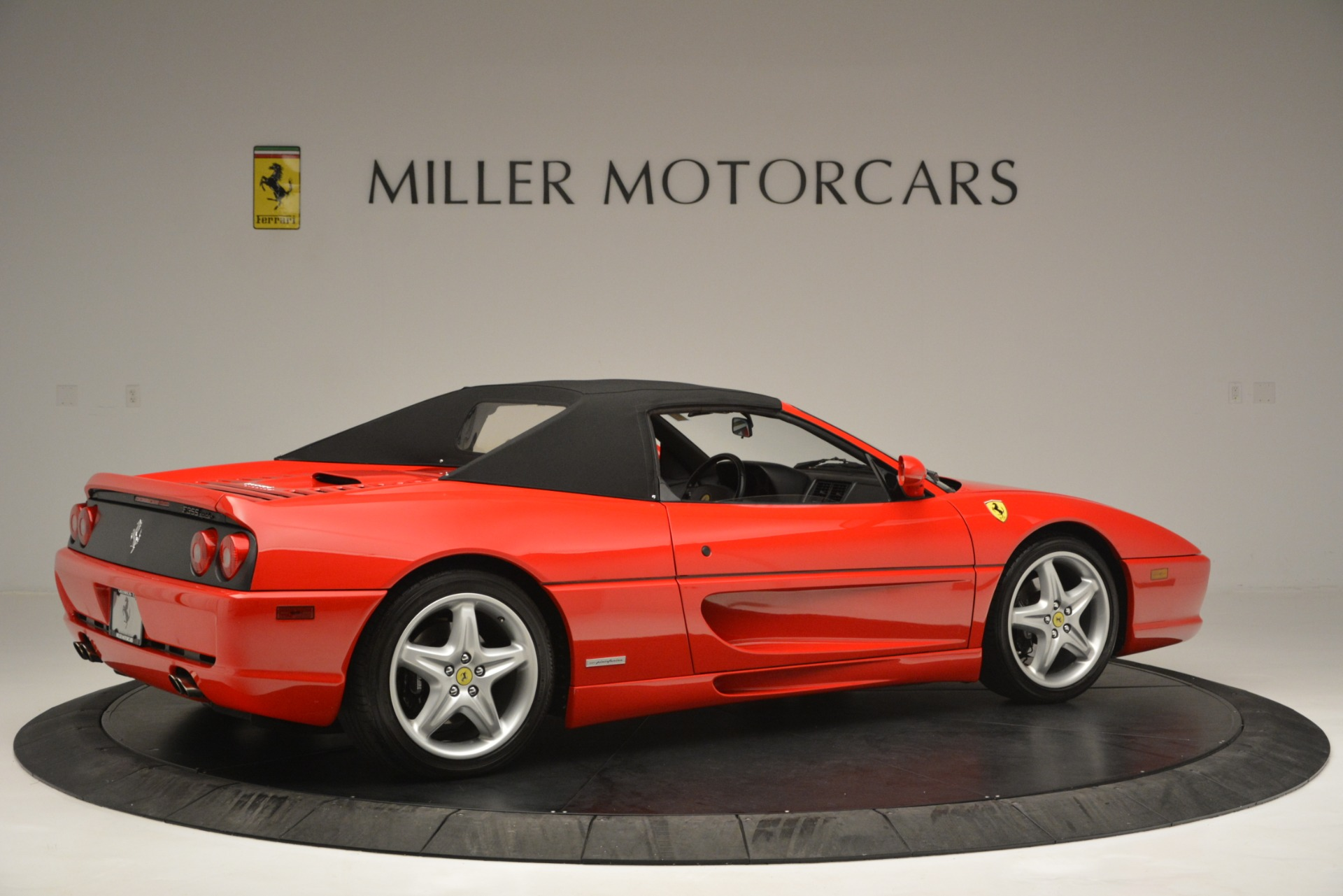 Used 1997 Ferrari 355 Spider 6-Speed Manual For Sale In Greenwich, CT 2735_p20