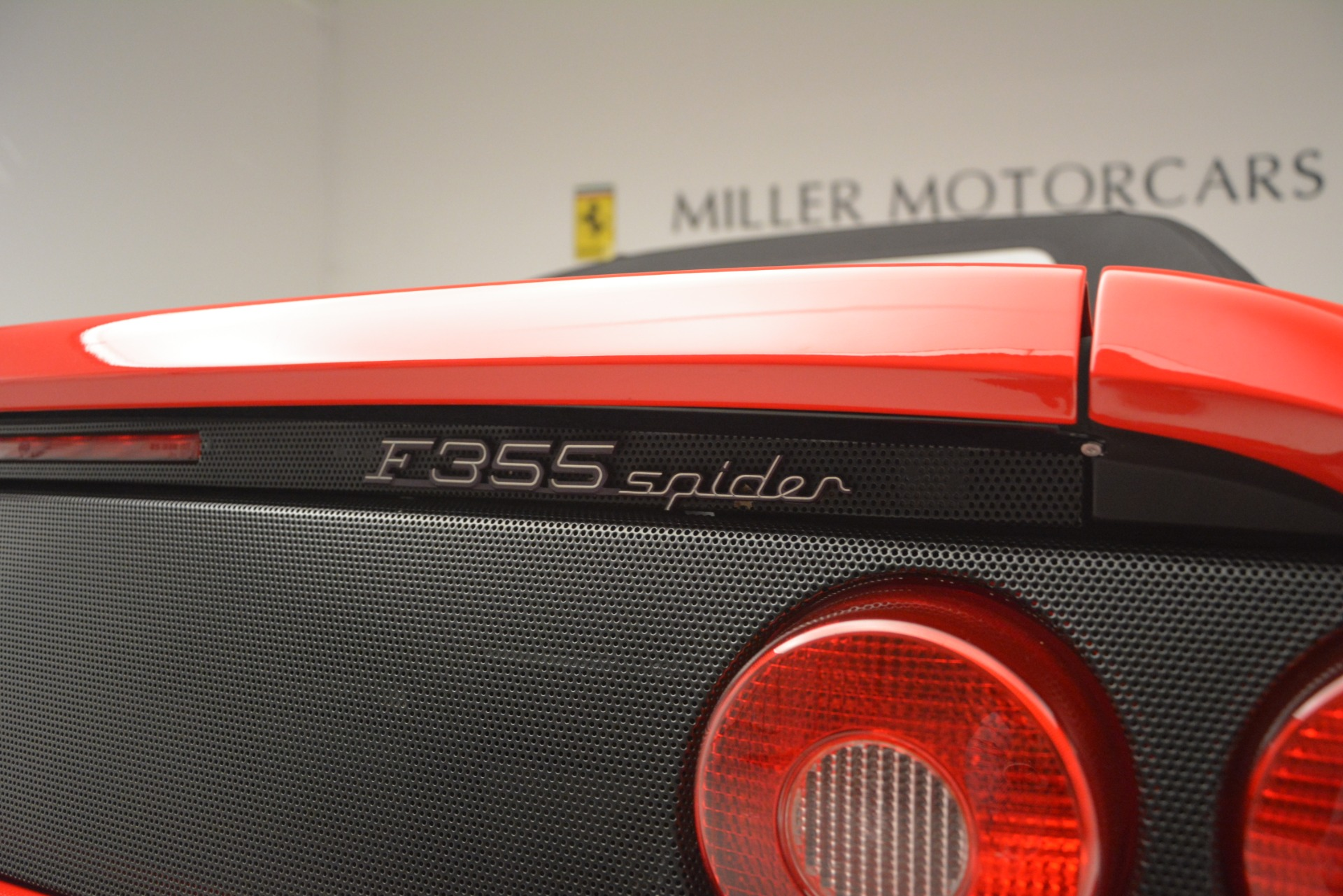 Used 1997 Ferrari 355 Spider 6-Speed Manual For Sale In Greenwich, CT 2735_p27