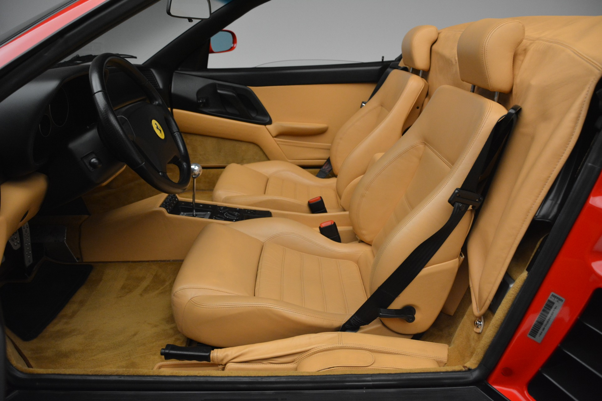 Used 1997 Ferrari 355 Spider 6-Speed Manual For Sale In Greenwich, CT 2735_p29