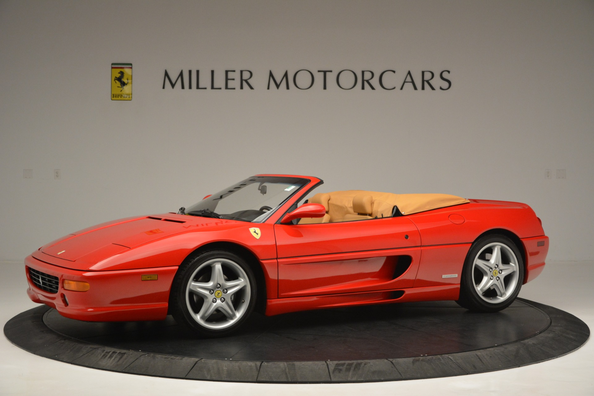 Used 1997 Ferrari 355 Spider 6-Speed Manual For Sale In Greenwich, CT 2735_p2
