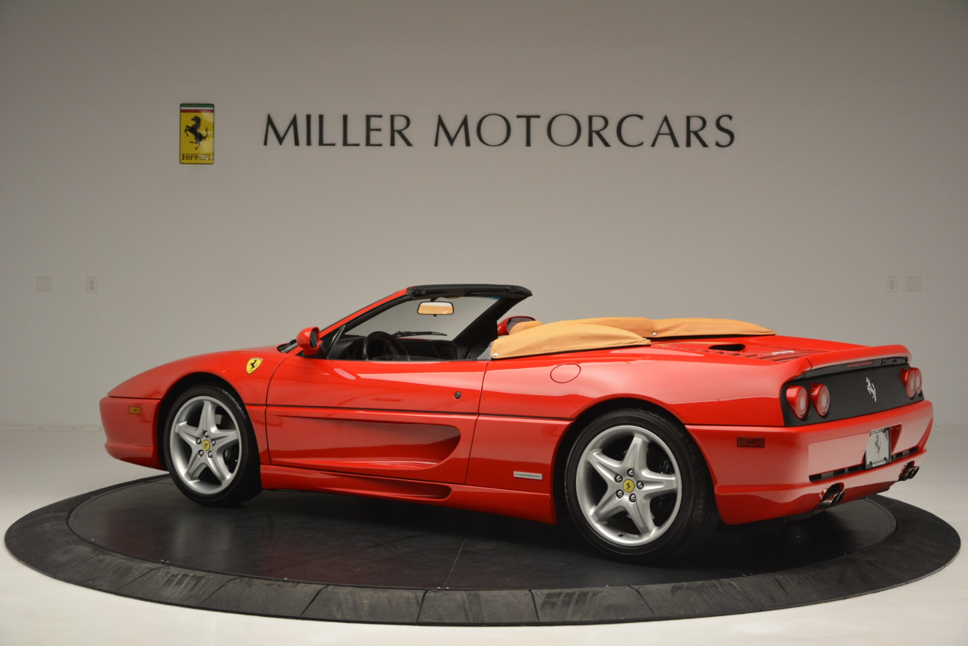 Used 1997 Ferrari 355 Spider 6-Speed Manual For Sale In Greenwich, CT 2735_p4