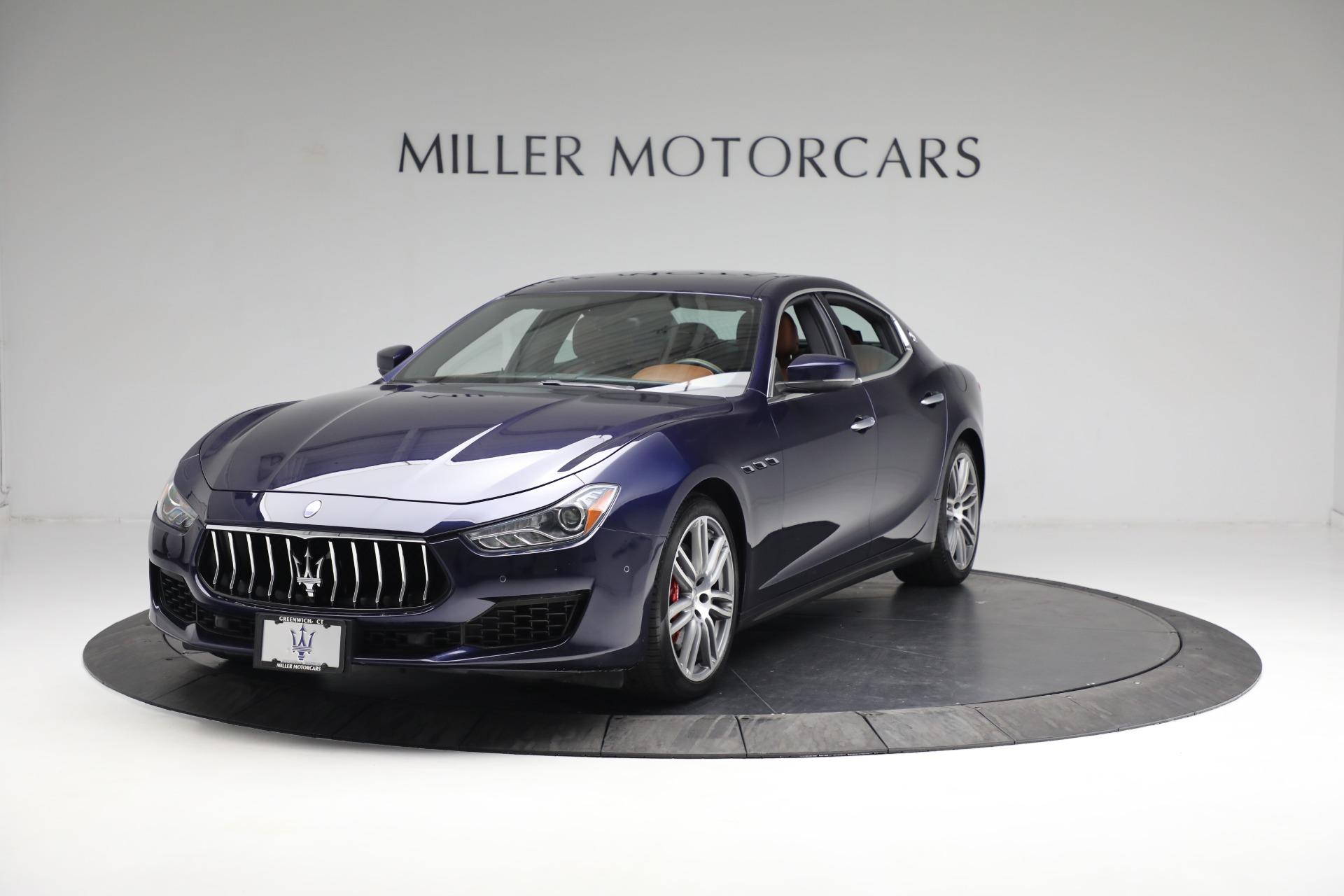 New 2019 Maserati Ghibli S Q4 For Sale In Greenwich, CT 2736_main