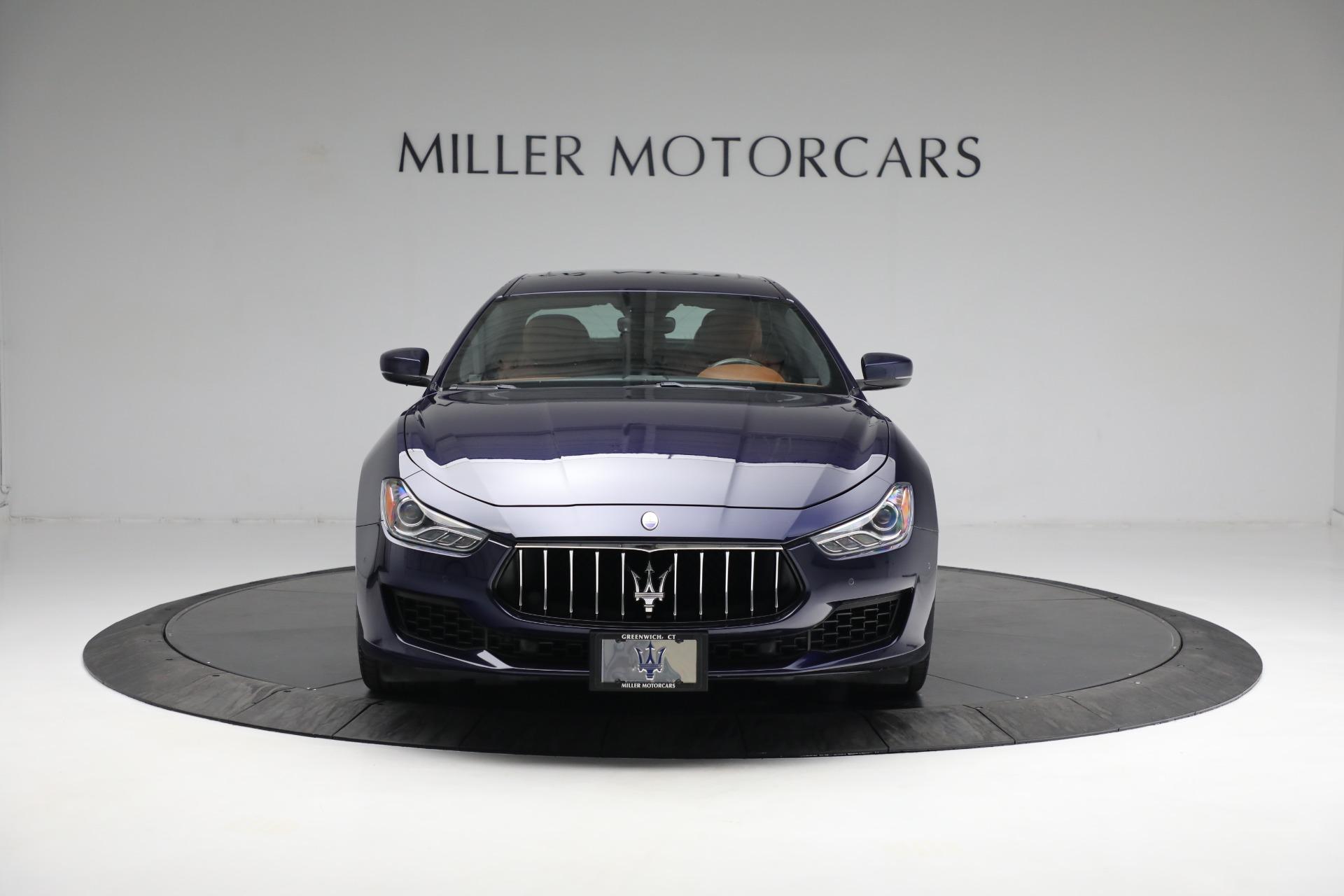 New 2019 Maserati Ghibli S Q4 For Sale In Greenwich, CT 2736_p11