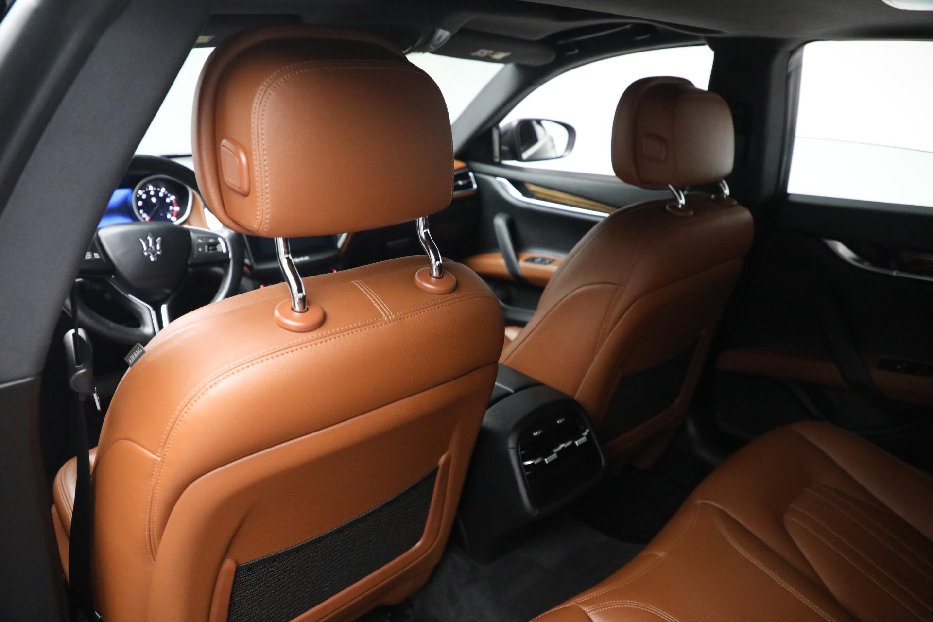New 2019 Maserati Ghibli S Q4 For Sale In Greenwich, CT 2736_p16