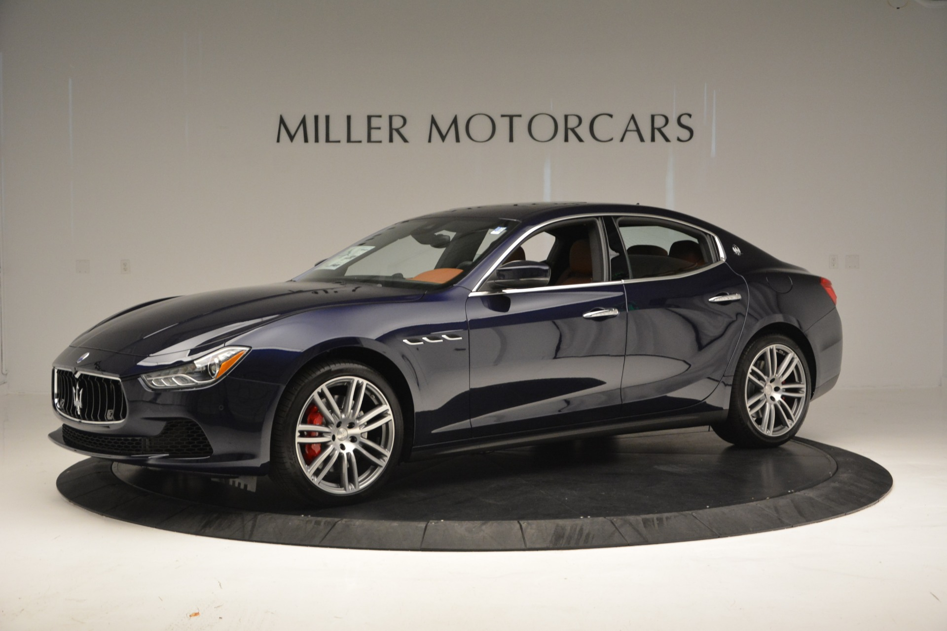 New 2019 Maserati Ghibli S Q4 For Sale In Greenwich, CT 2736_p2