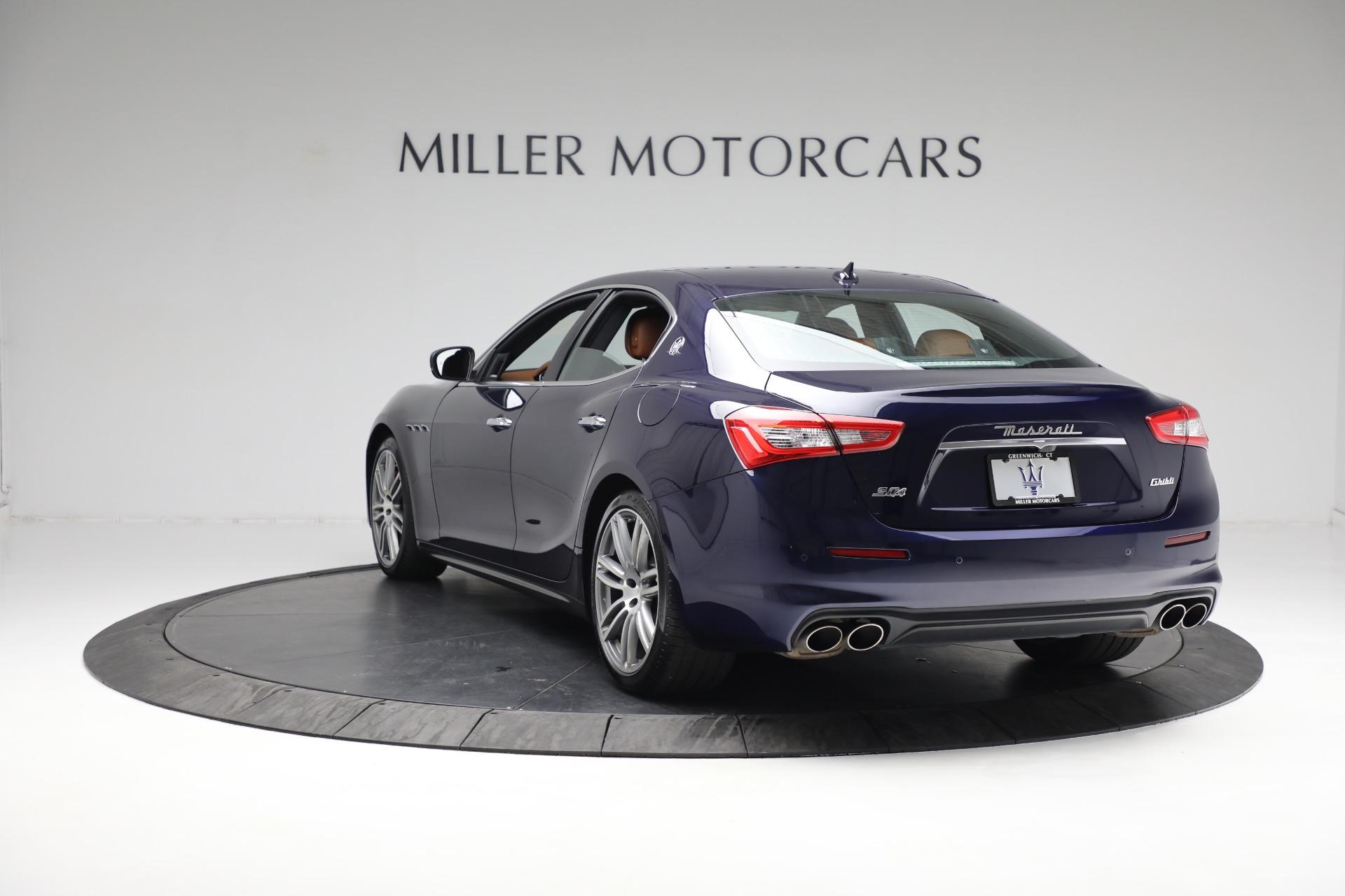 New 2019 Maserati Ghibli S Q4 For Sale In Greenwich, CT 2736_p4